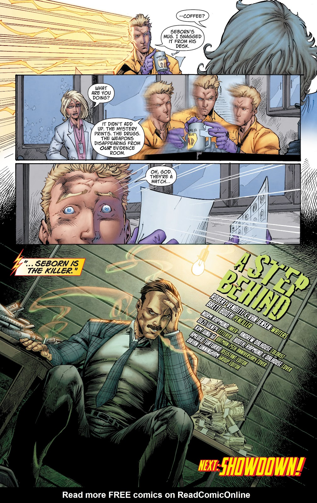 Read online The Flash (2011) comic -  Issue # _TPB 6 (Part 2) - 19