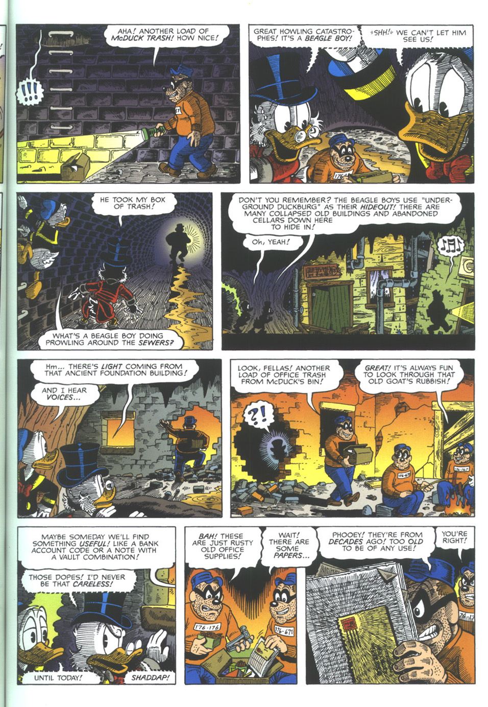 Read online Uncle Scrooge (1953) comic -  Issue #337 - 23