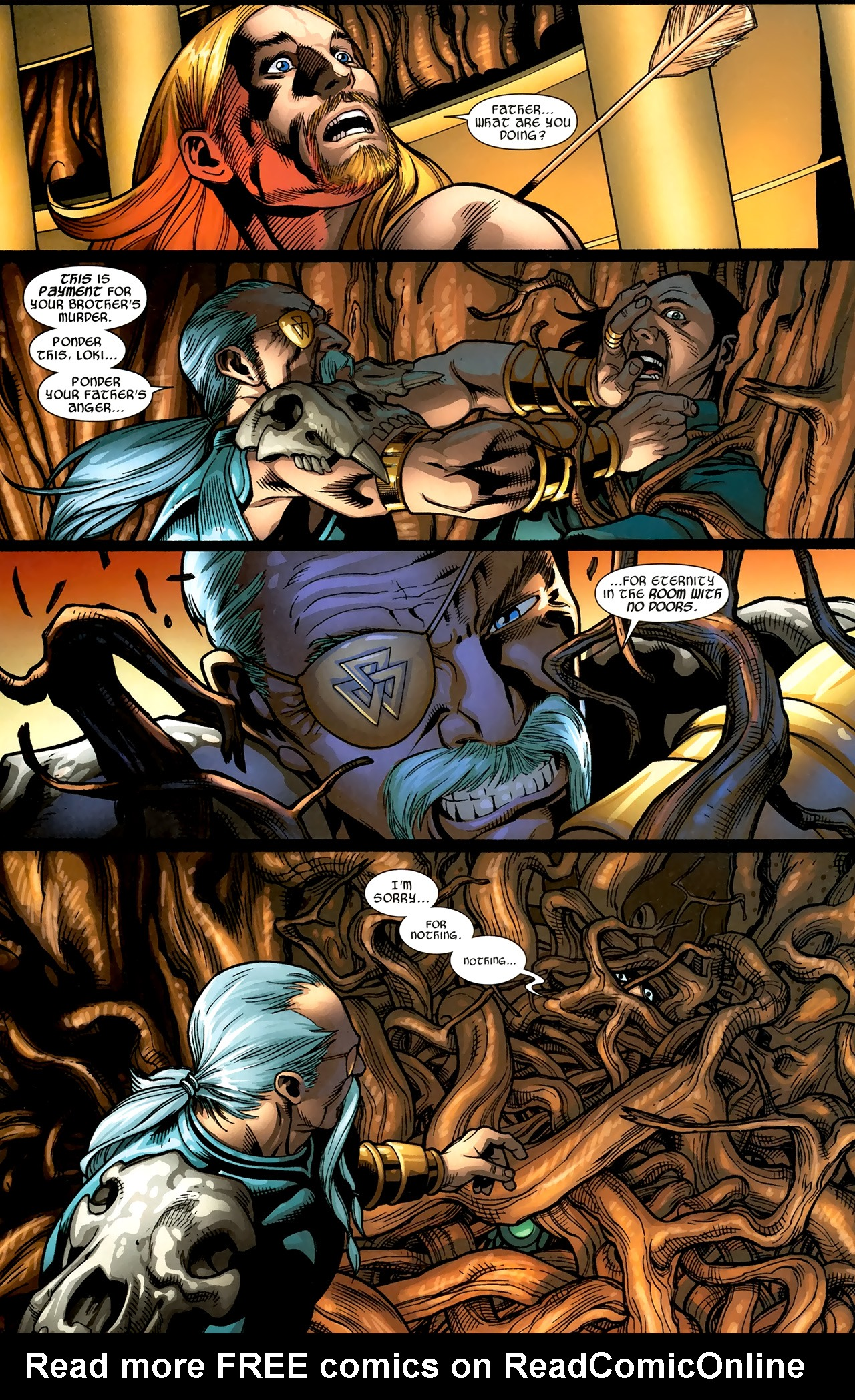 Read online Ultimate Thor comic -  Issue #3 - 18