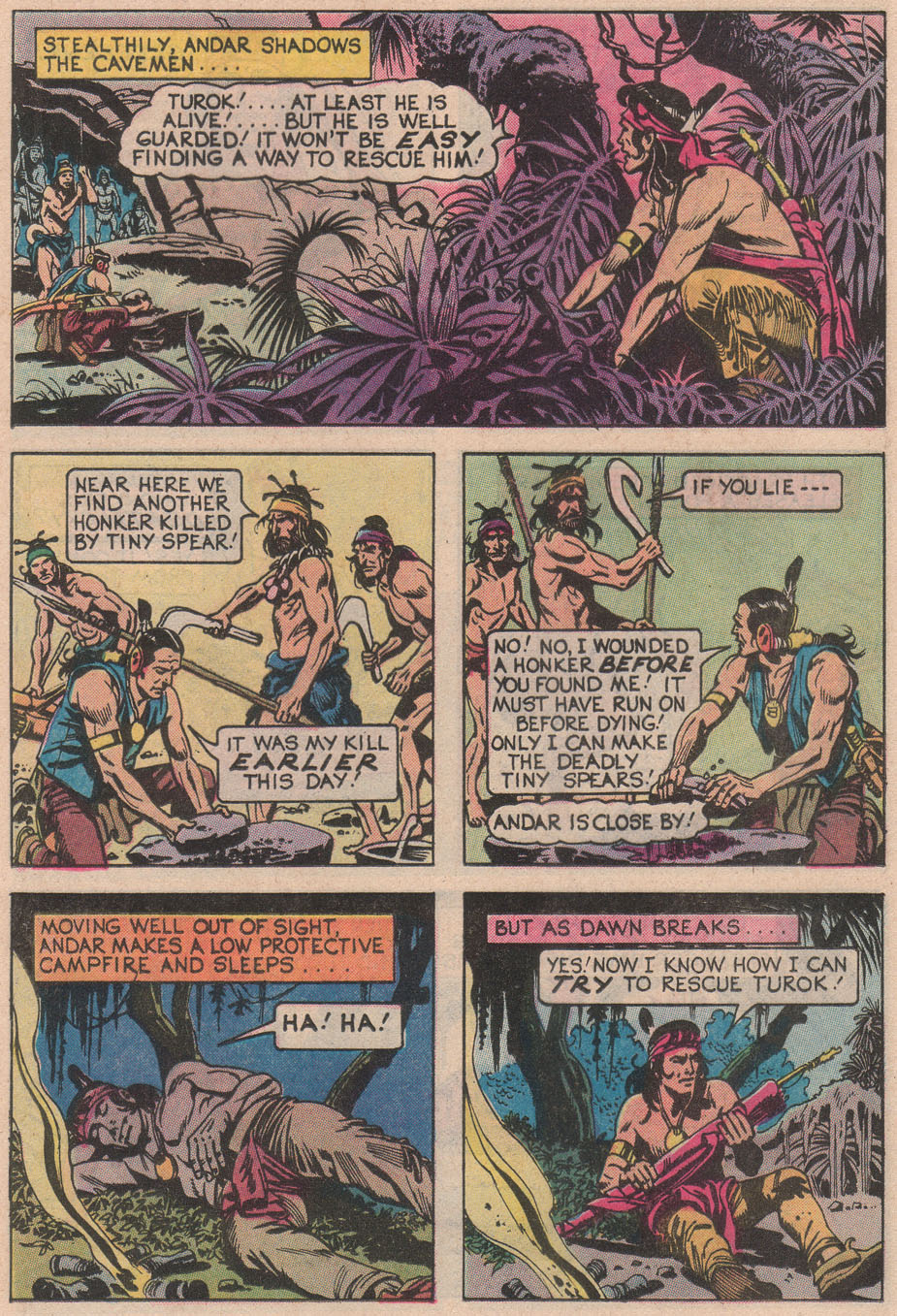 Read online Turok, Son of Stone comic -  Issue #113 - 12