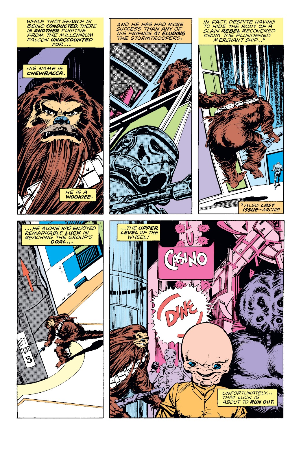 Read online Star Wars Legends: The Original Marvel Years - Epic Collection comic -  Issue # TPB 1 (Part 4) - 39