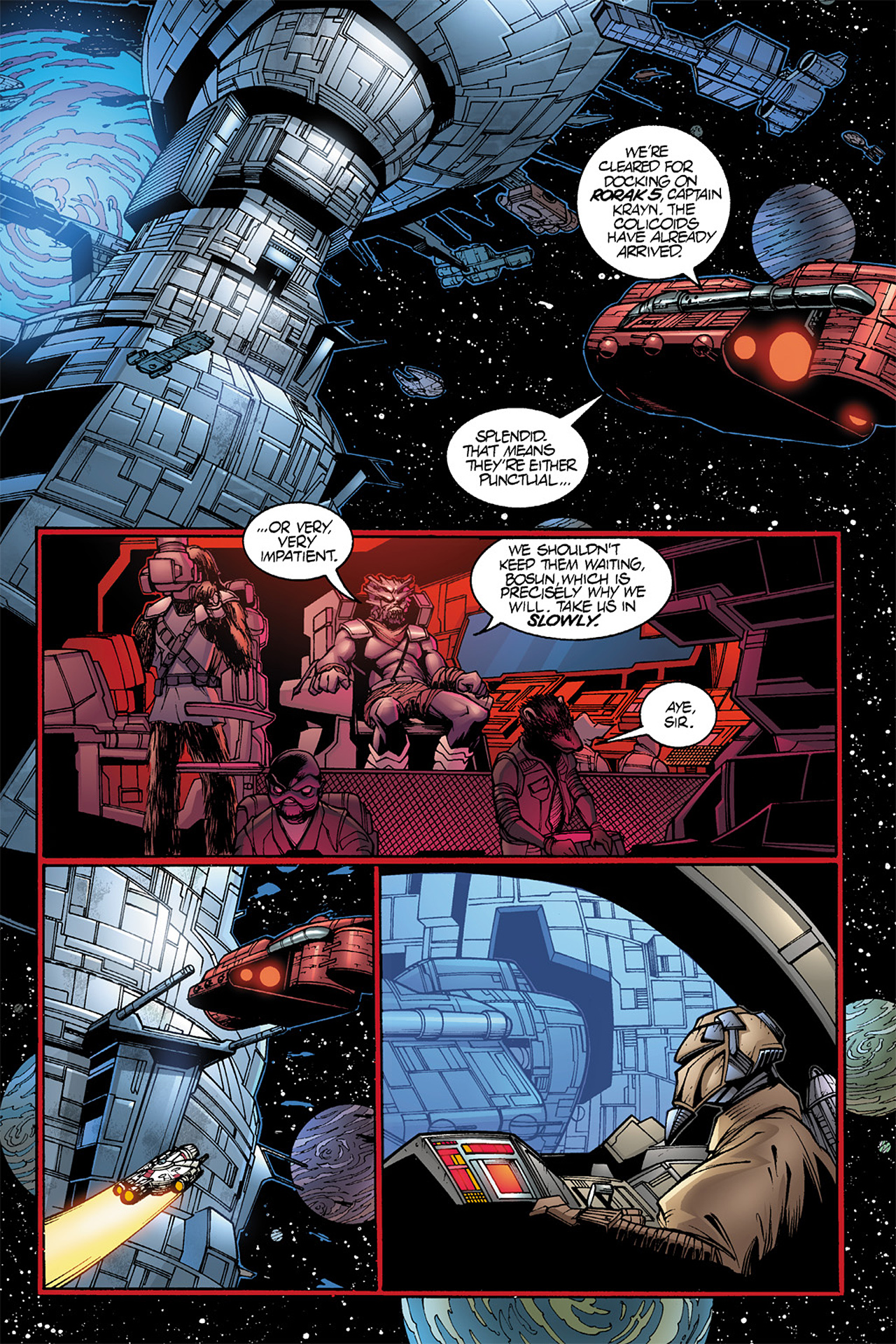 Read online Star Wars Omnibus comic -  Issue # Vol. 10 - 183