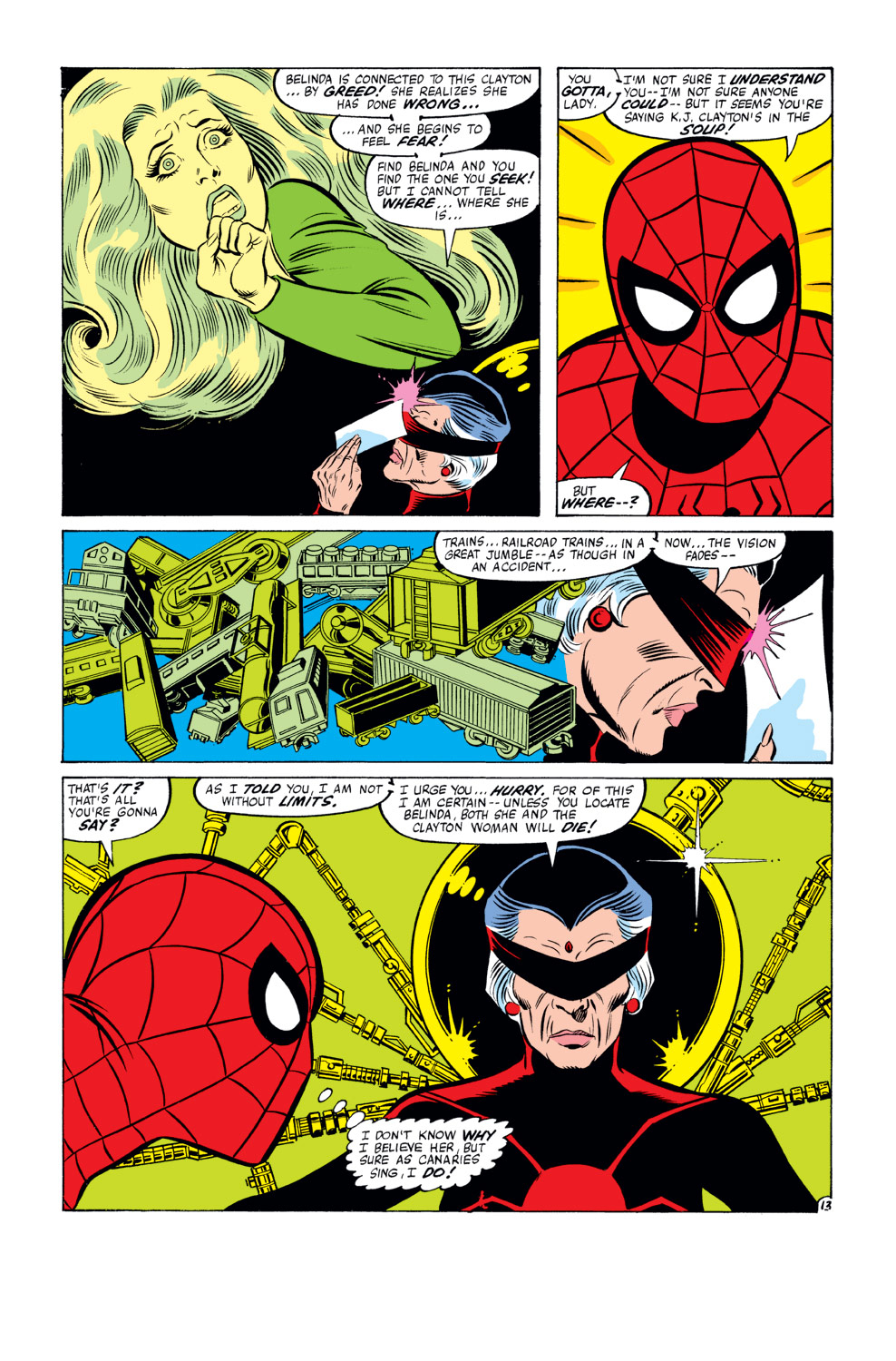 The Amazing Spider-Man (1963) 210 Page 13