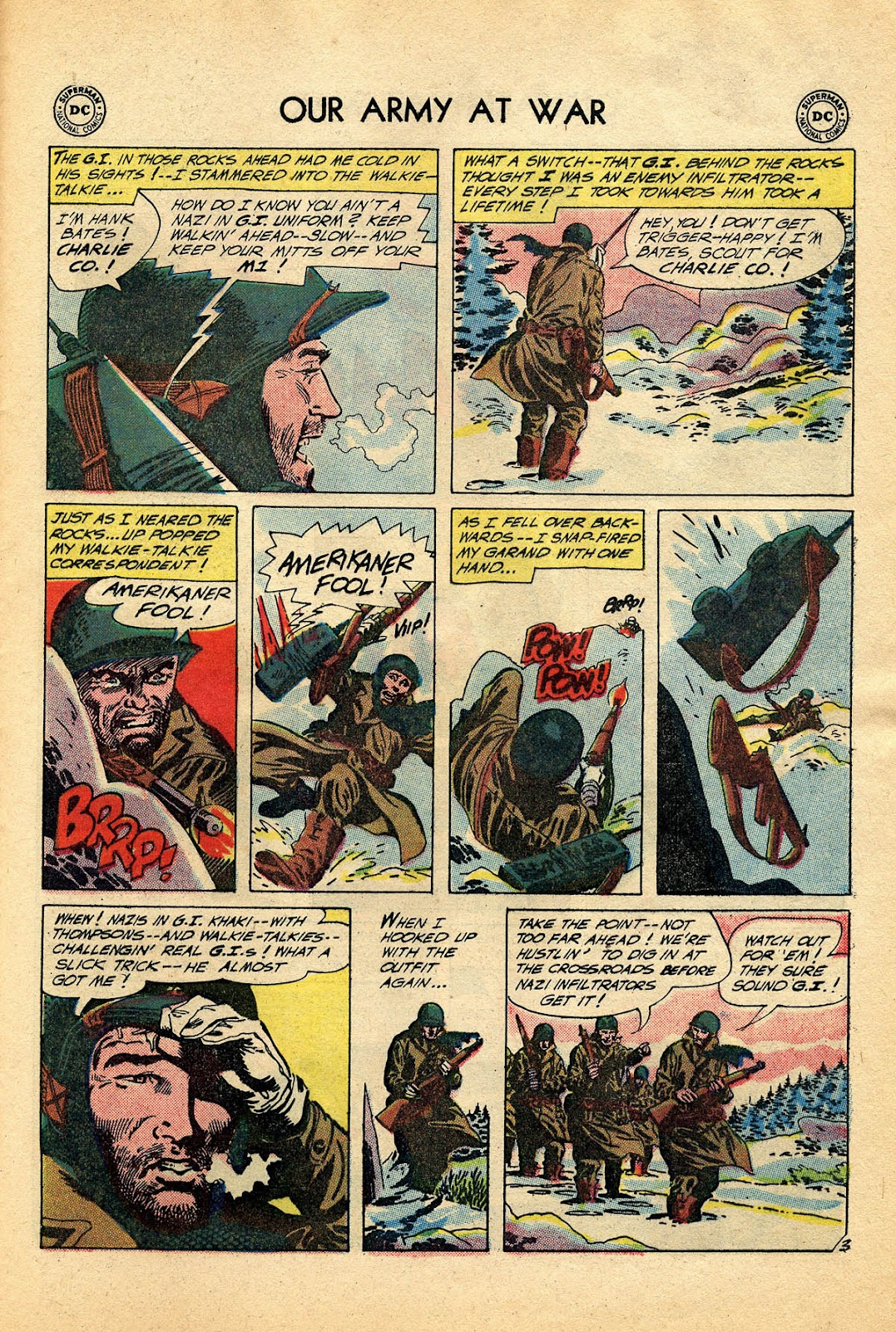 Our Army at War (1952) issue 99 - Page 29