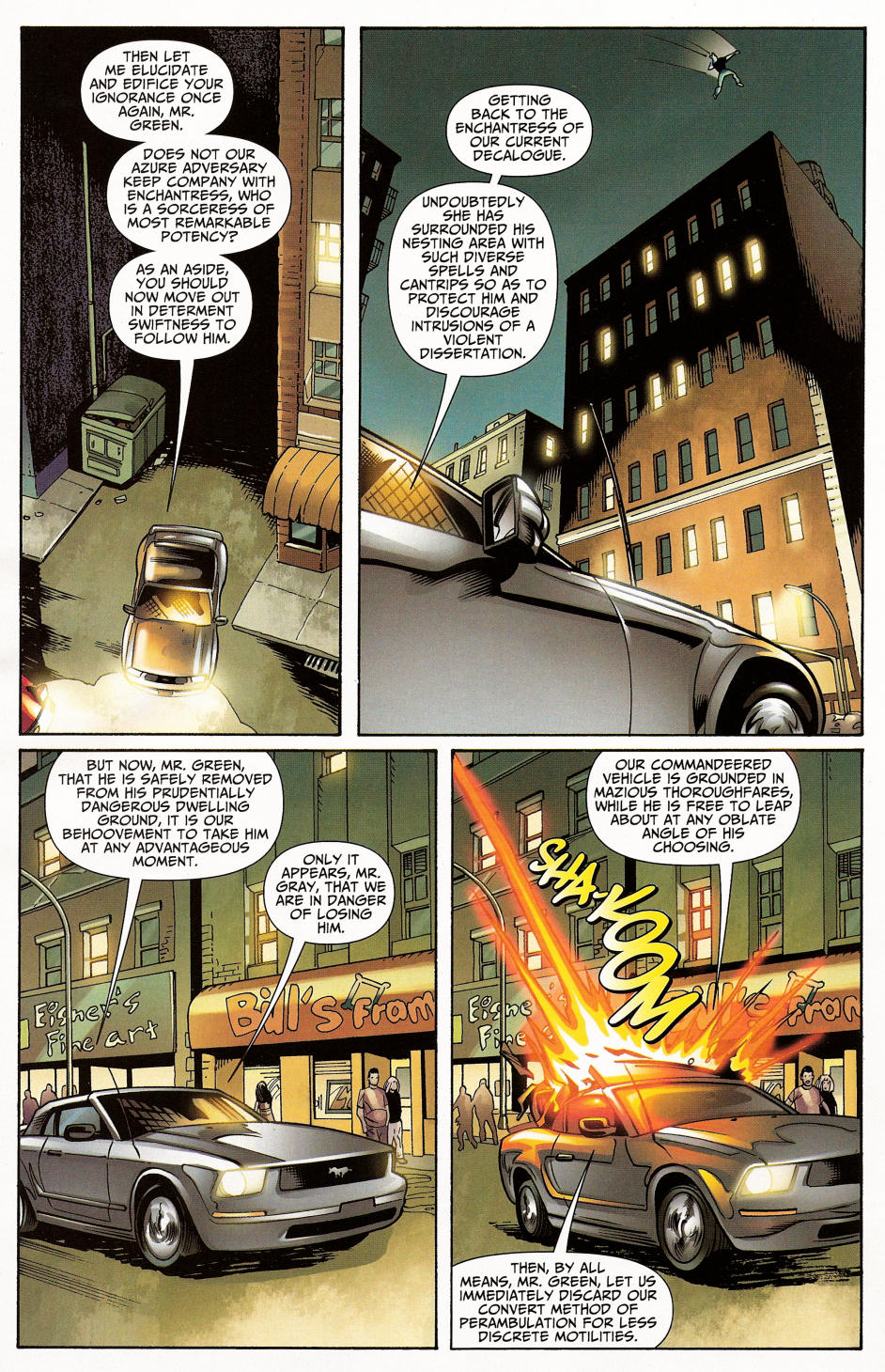 Read online Shadowpact comic -  Issue #4 - 12