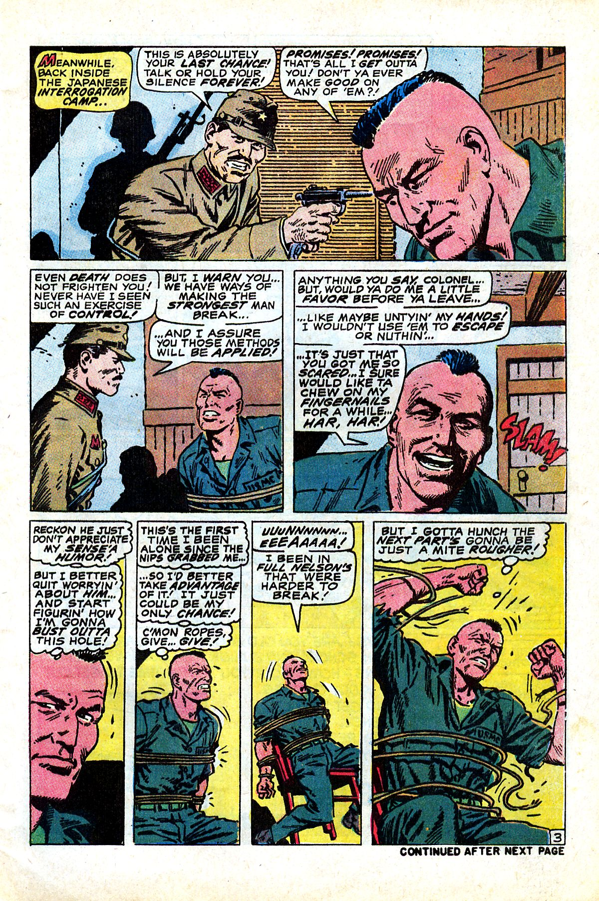 Captain Savage and his Leatherneck Raiders issue 17 - Page 5