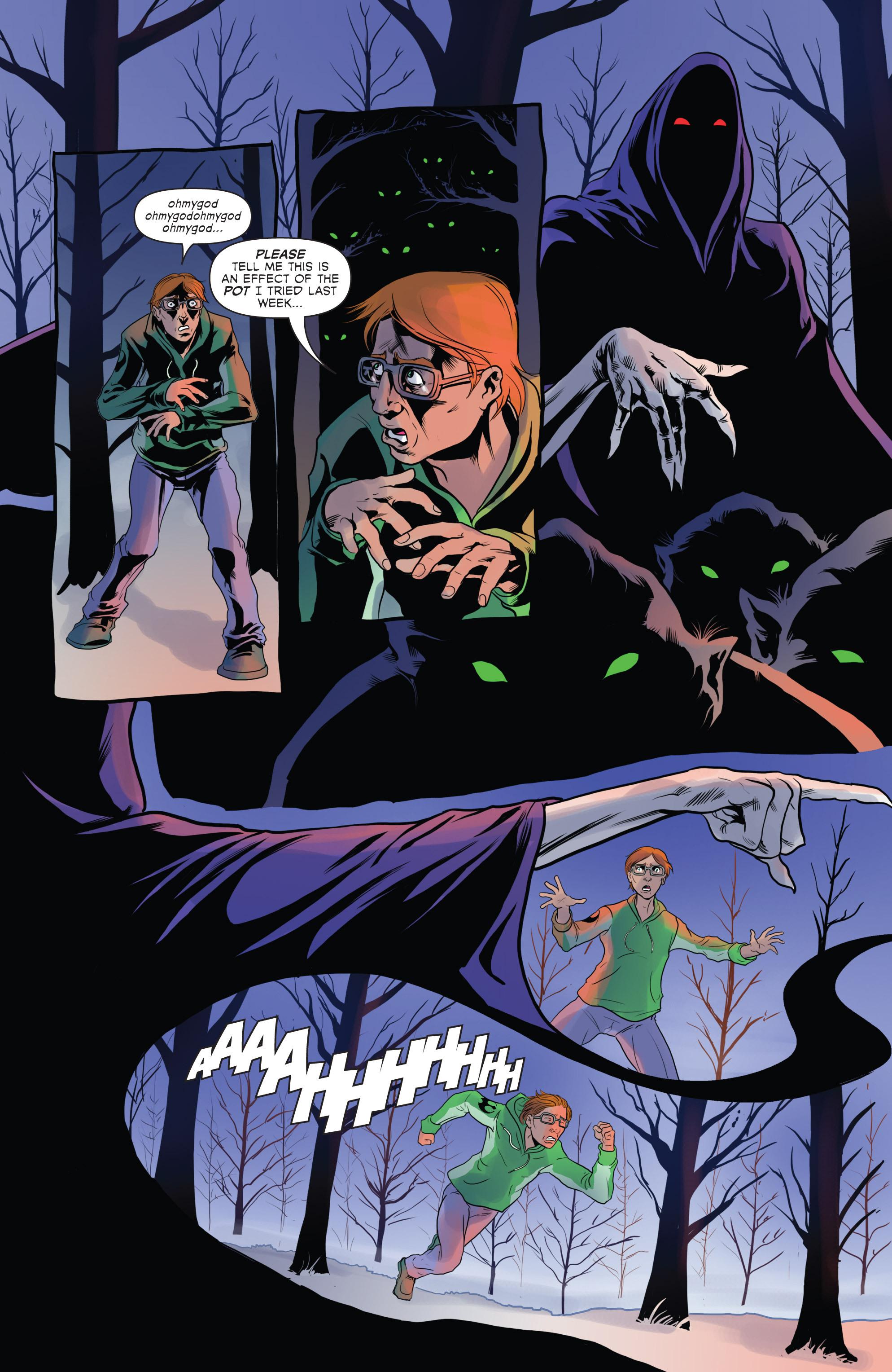 Read online Hoax Hunters (2012) comic -  Issue # TPB 2 - 10