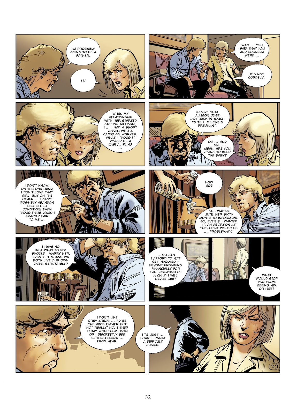 XIII Mystery issue 8 - Page 34