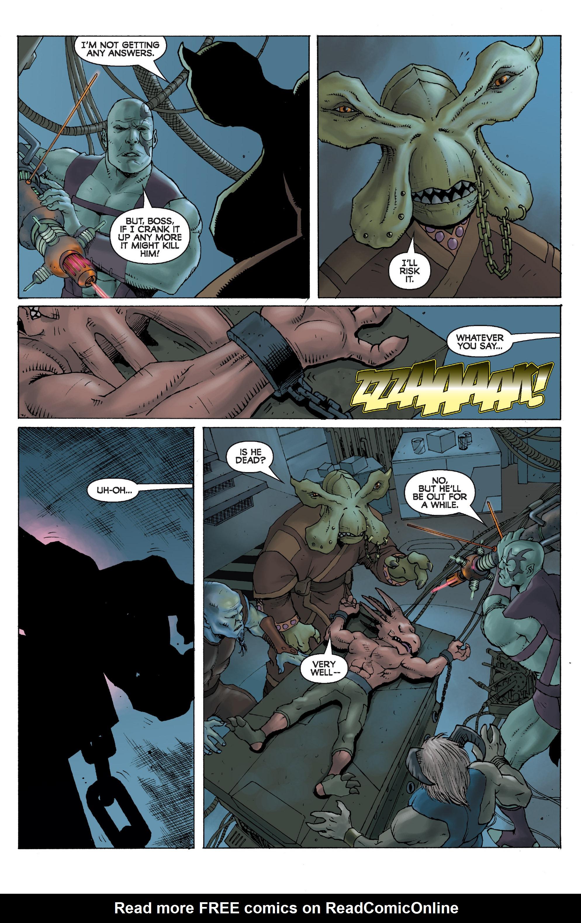 Read online Star Wars Omnibus comic -  Issue # Vol. 31 - 238