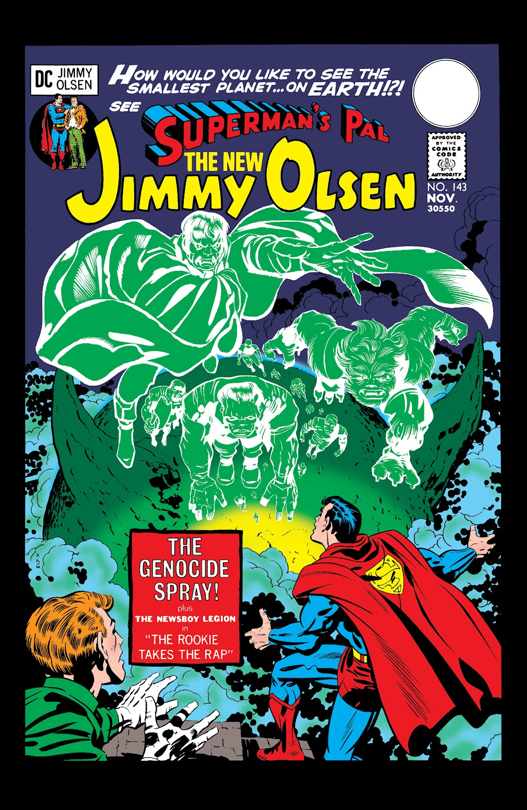 Read online Superman's Pal, Jimmy Olsen by Jack Kirby comic -  Issue # TPB (Part 3) - 15