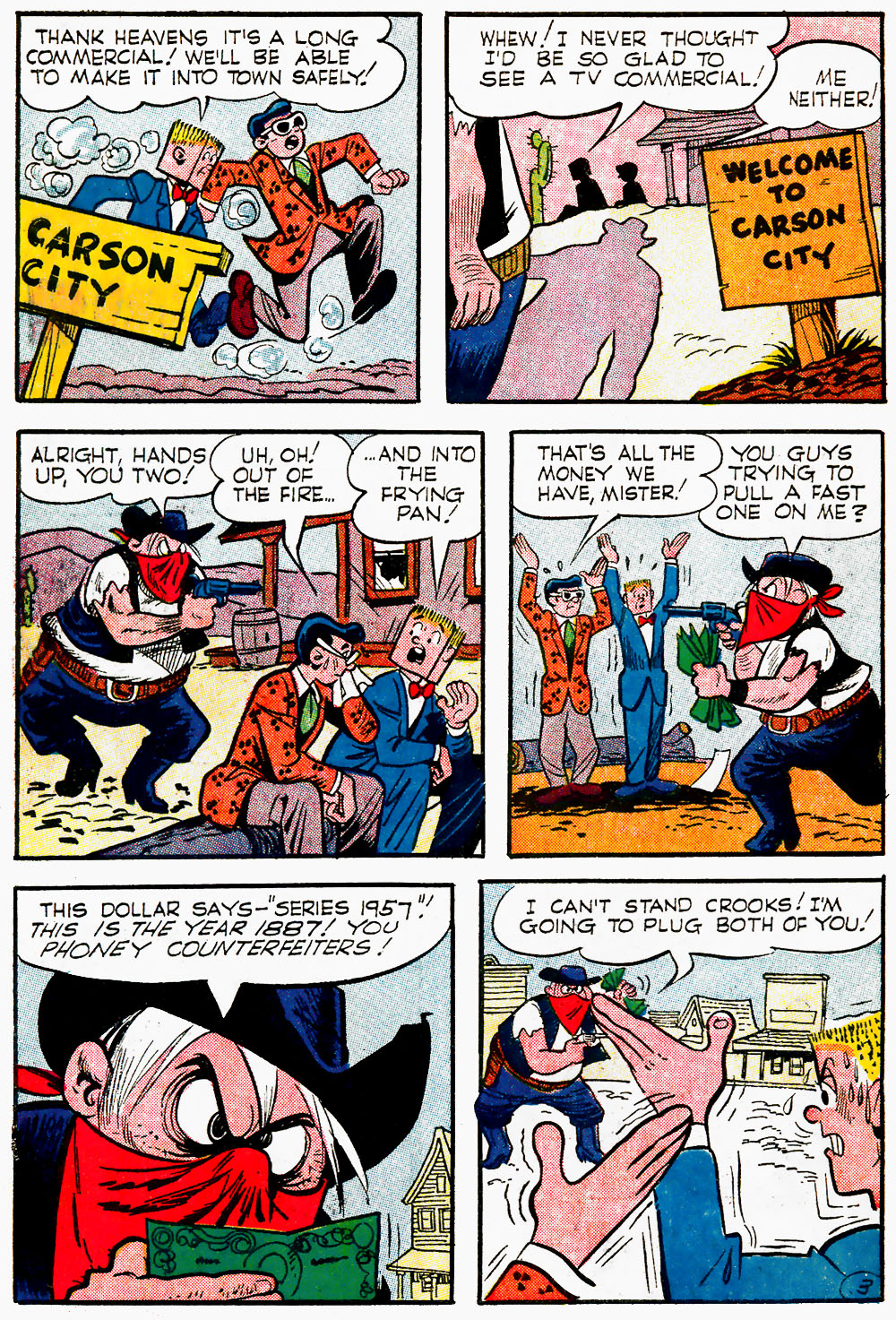 Archie's Madhouse issue 23 - Page 18