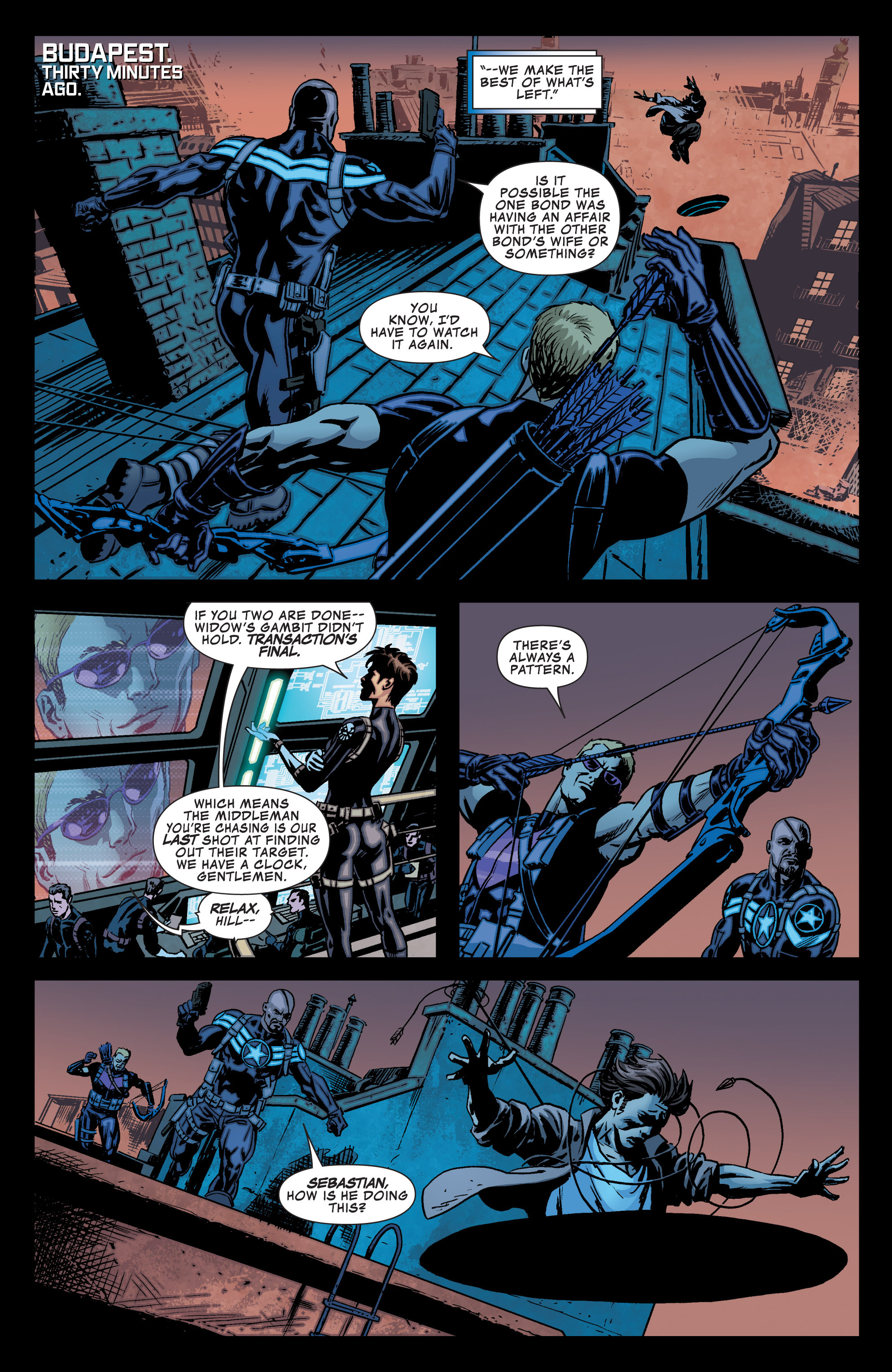 Read online Secret Avengers (2013) comic -  Issue #1 - 17
