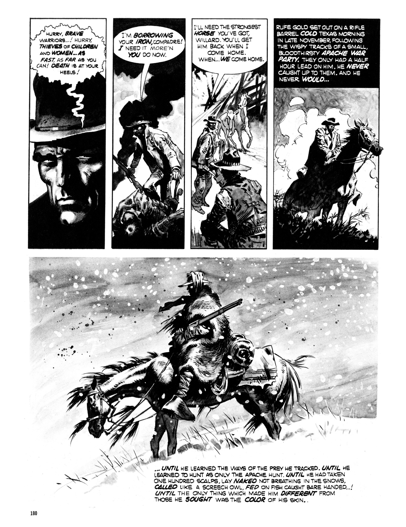 Read online Eerie Archives comic -  Issue # TPB 14 - 181
