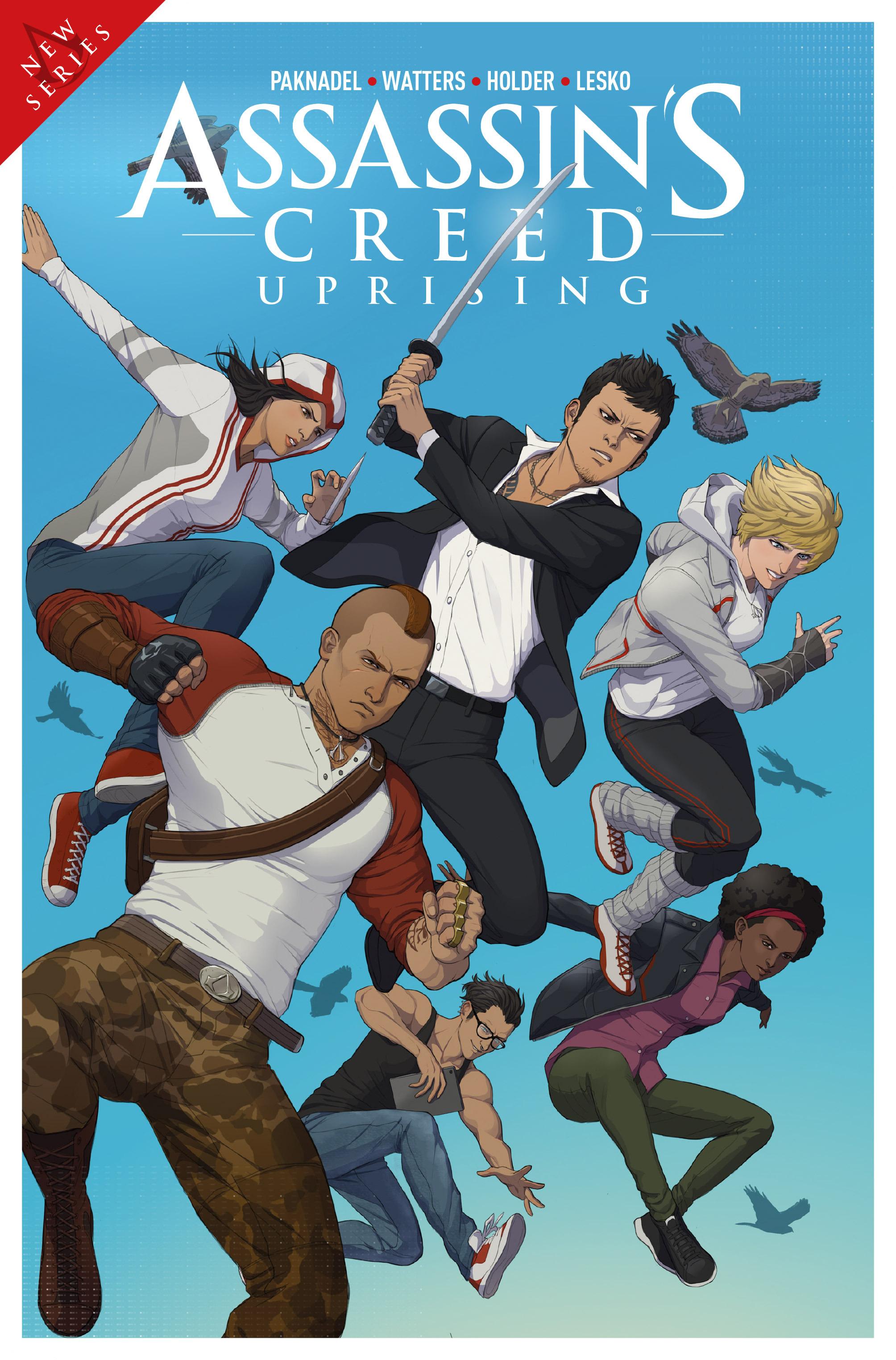 Read online Assassin's Creed: Uprising comic -  Issue #1 - 36