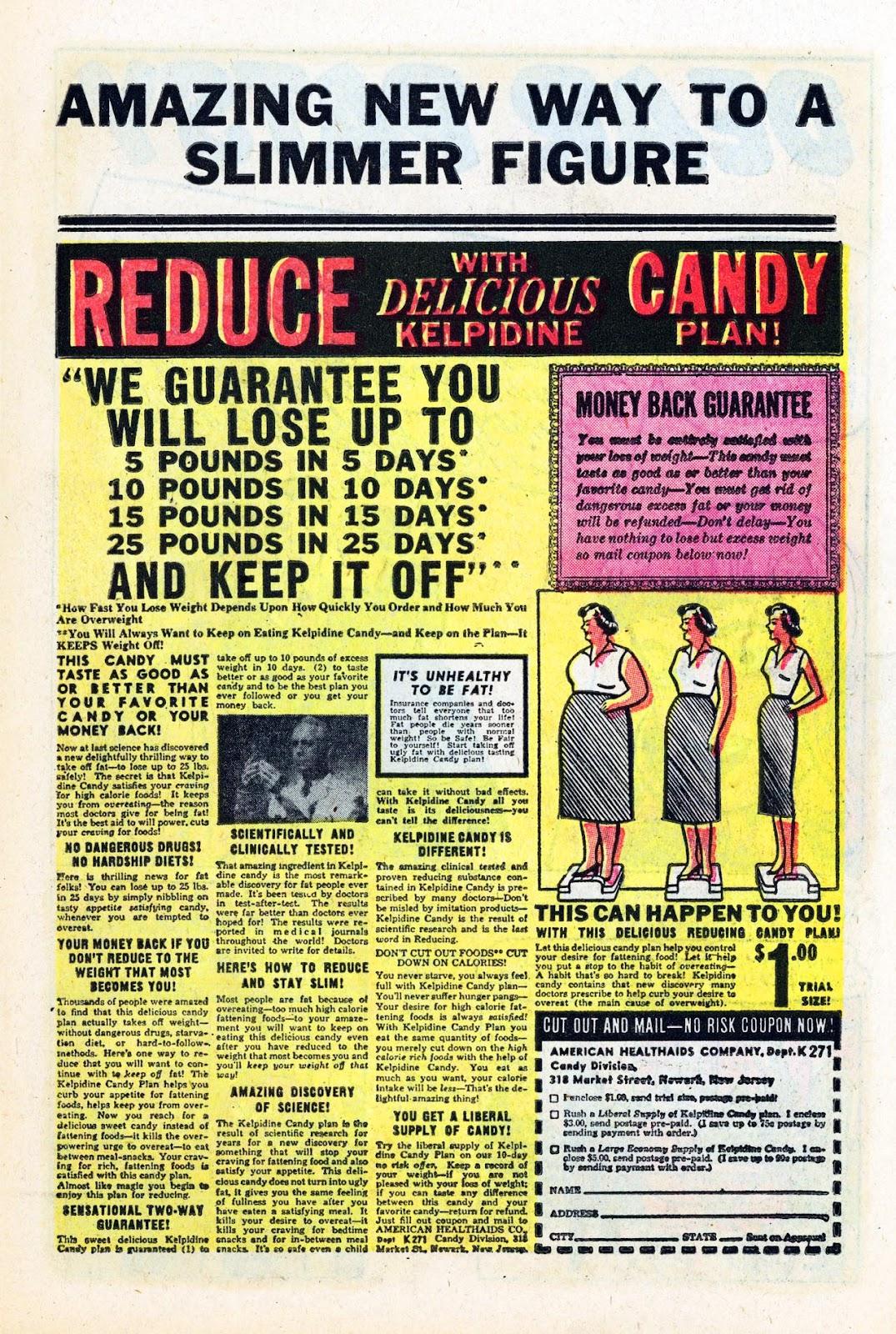 Read online Patsy Walker comic -  Issue #58 - 19
