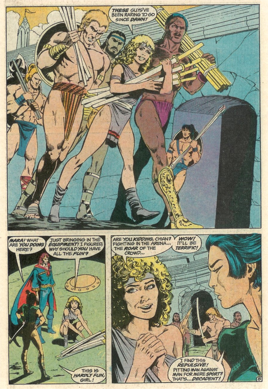 Read online Arion, Lord of Atlantis comic -  Issue #23 - 9