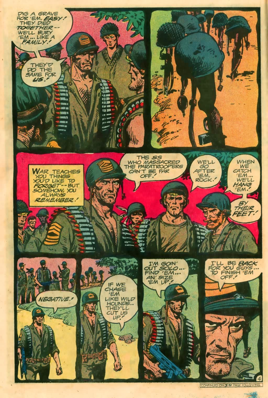 Read online Sgt. Rock comic -  Issue #374 - 5