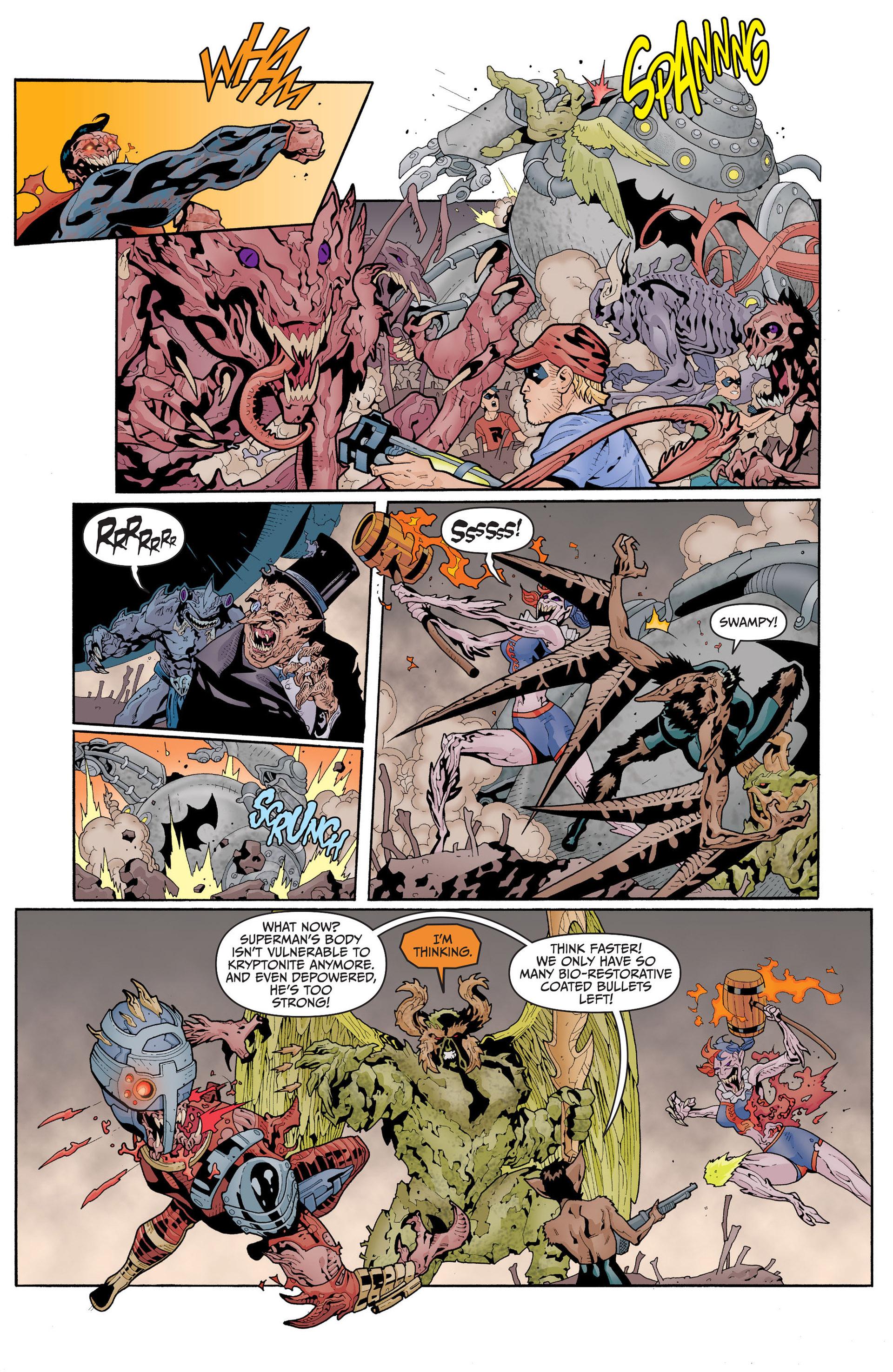Read online Animal Man (2011) comic -  Issue #17 - 8