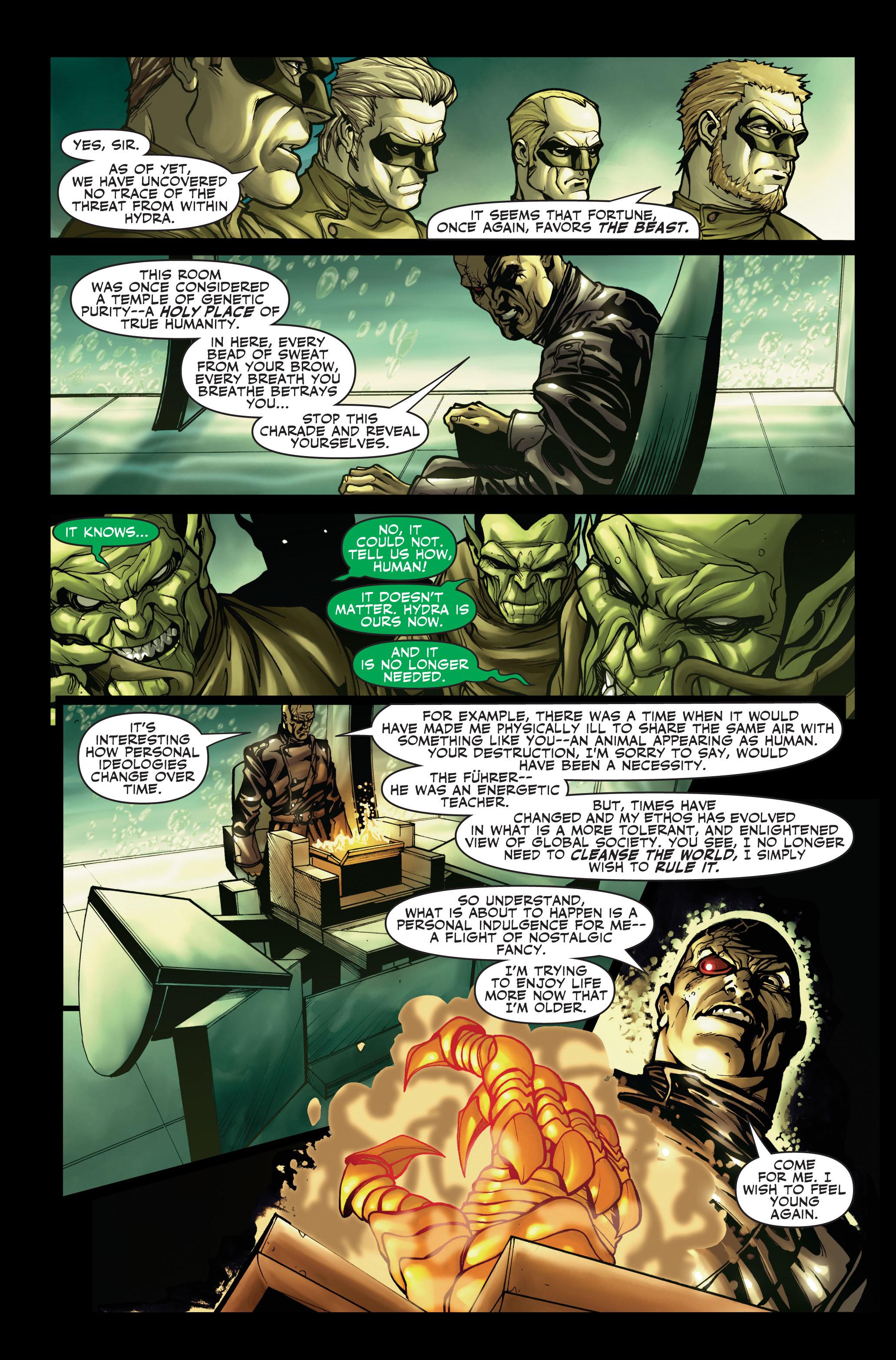 Read online Secret Warriors comic -  Issue #2 - 5