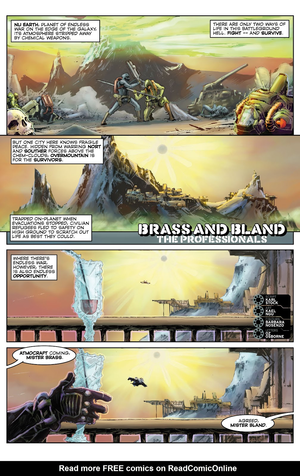 Read online 2000 AD Villains Special comic -  Issue # Full - 10