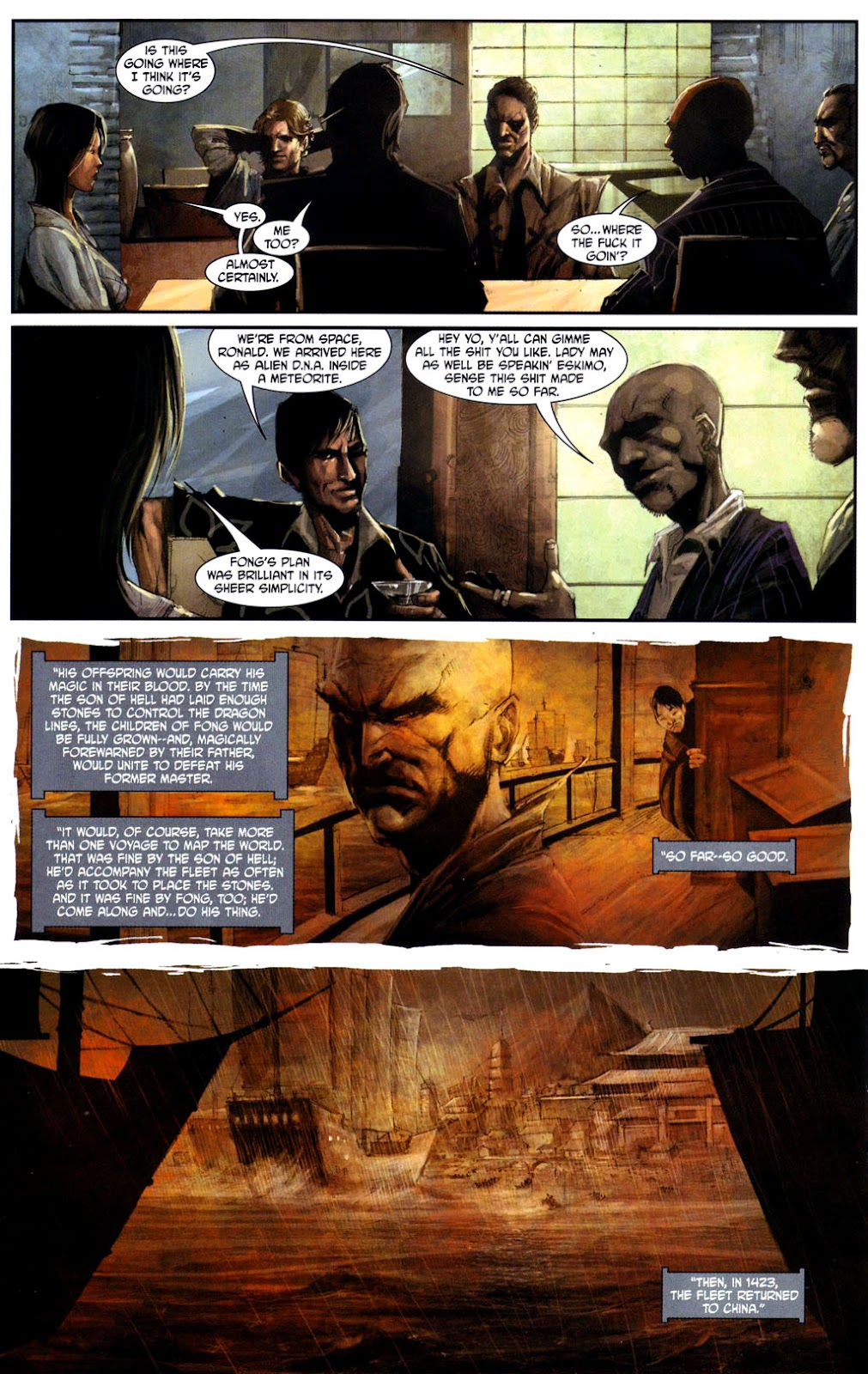 7 Brothers issue 2 - Page 14
