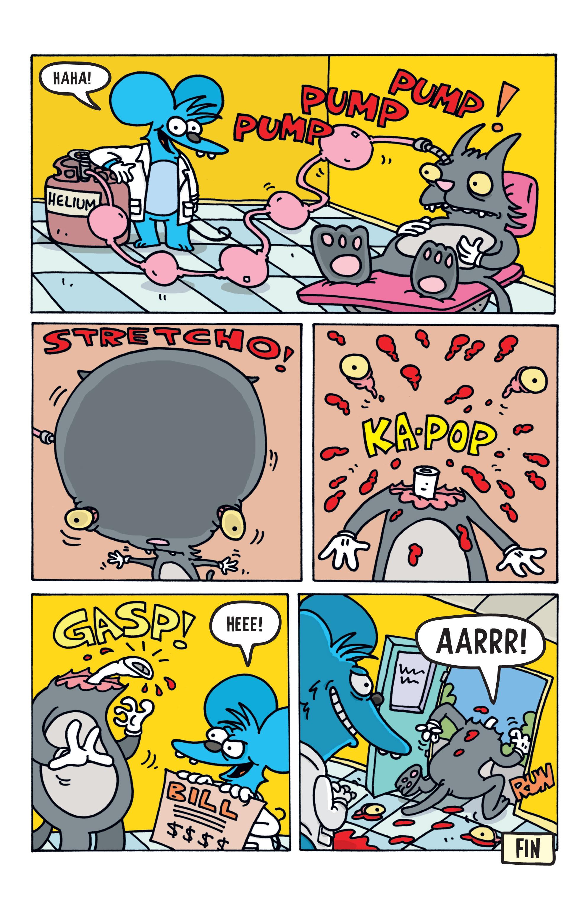 Read online Simpsons Comics comic -  Issue #180 - 25