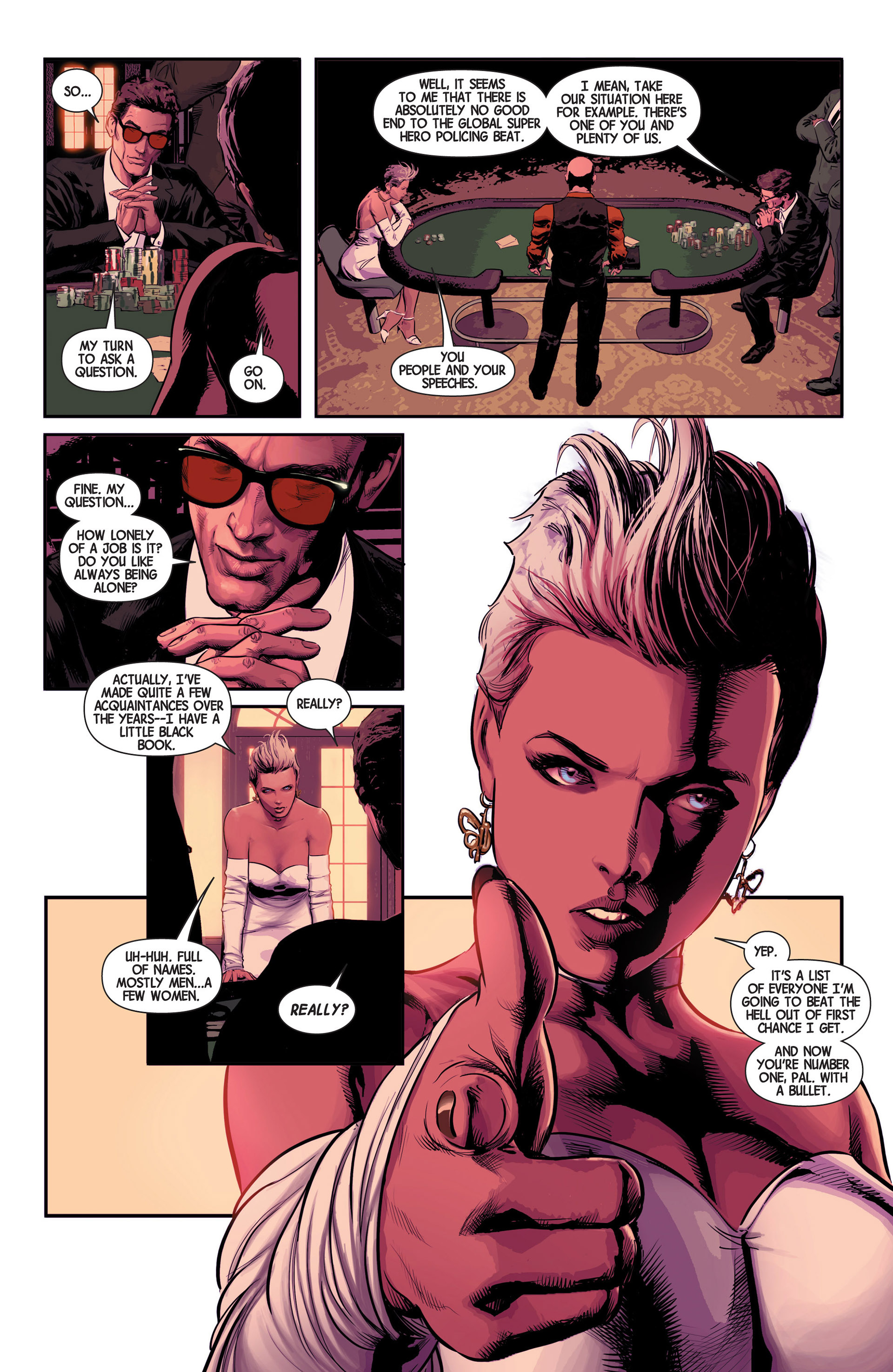 Read online Avengers (2013) comic -  Issue #11 - 23