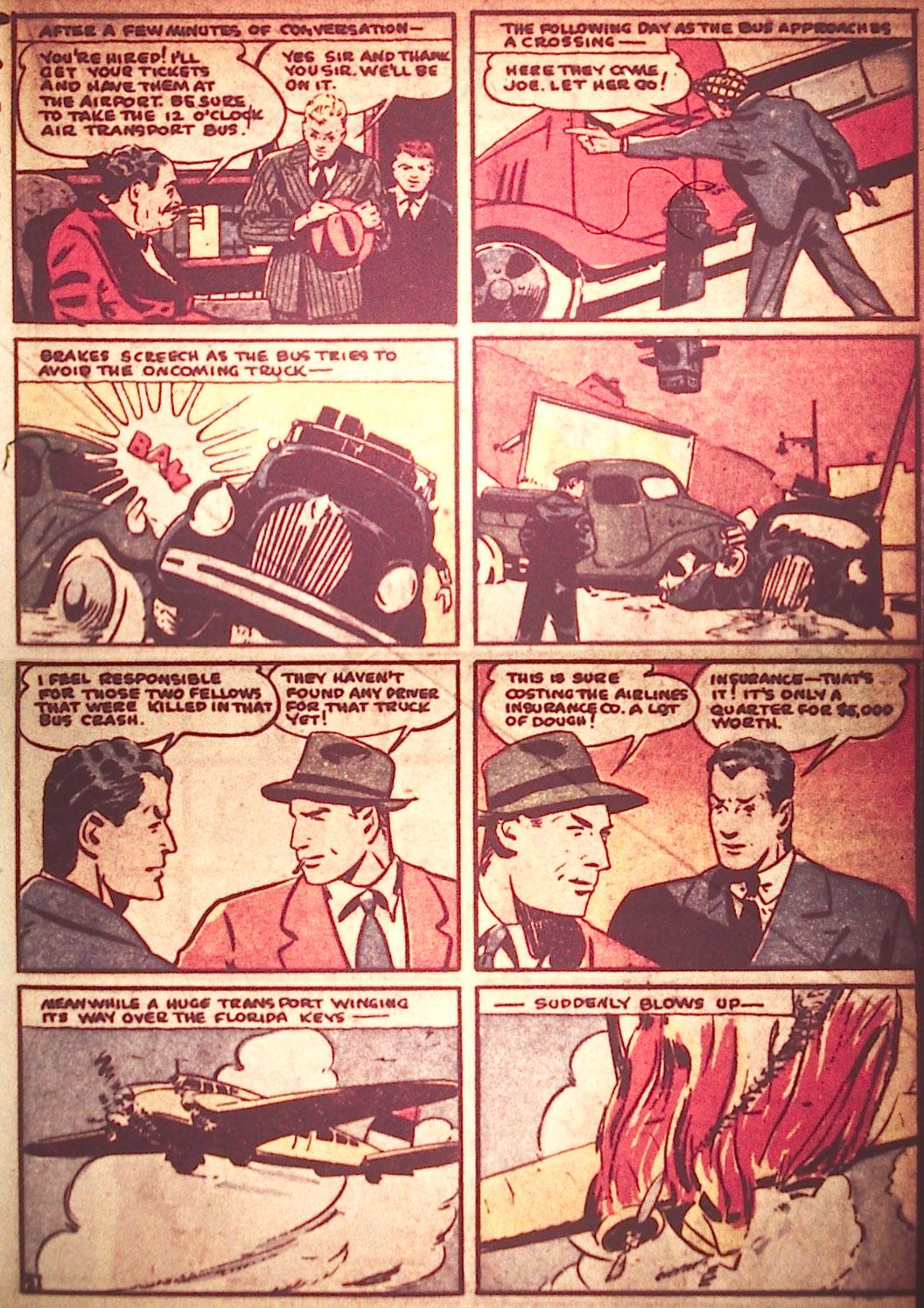 Read online Detective Comics (1937) comic -  Issue #25 - 37