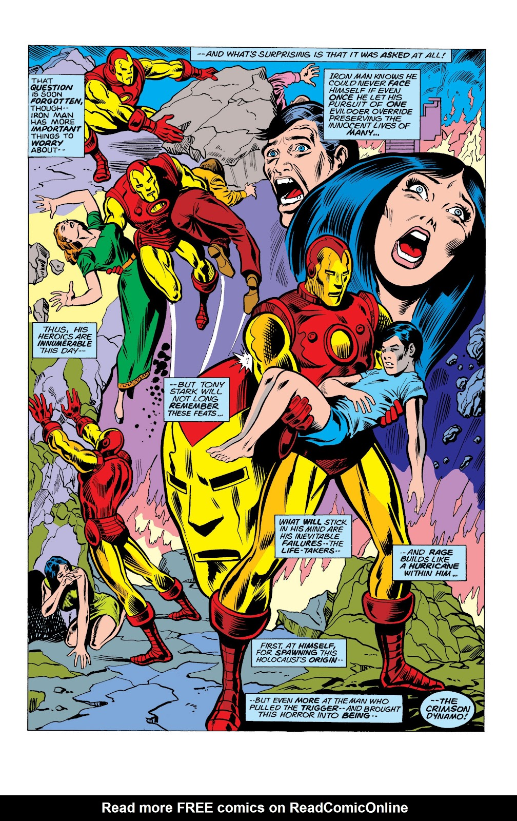 Read online Marvel Masterworks: The Invincible Iron Man comic -  Issue # TPB 10 (Part 2) - 13