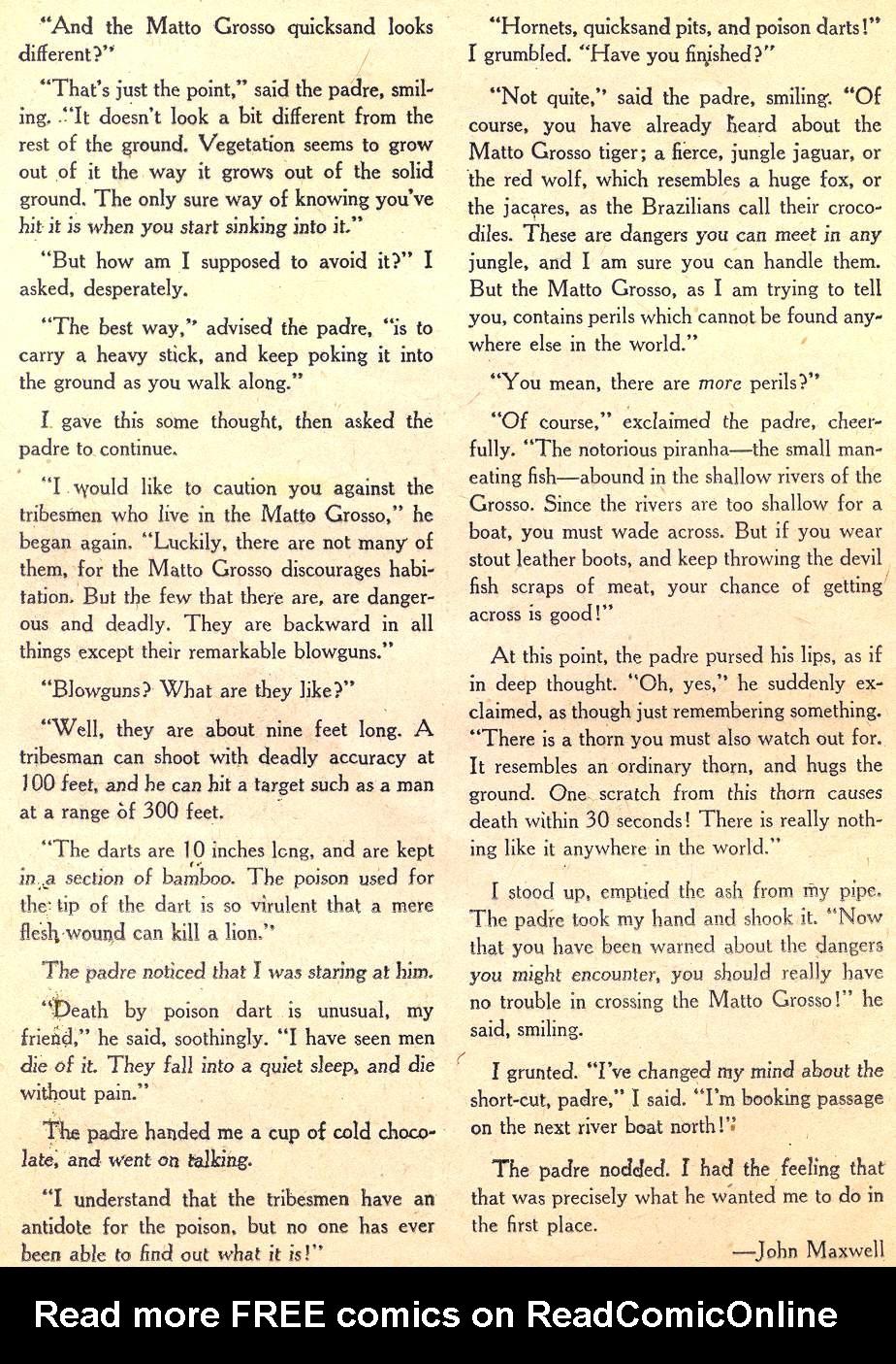 Read online Adventure Comics (1938) comic -  Issue #227 - 26