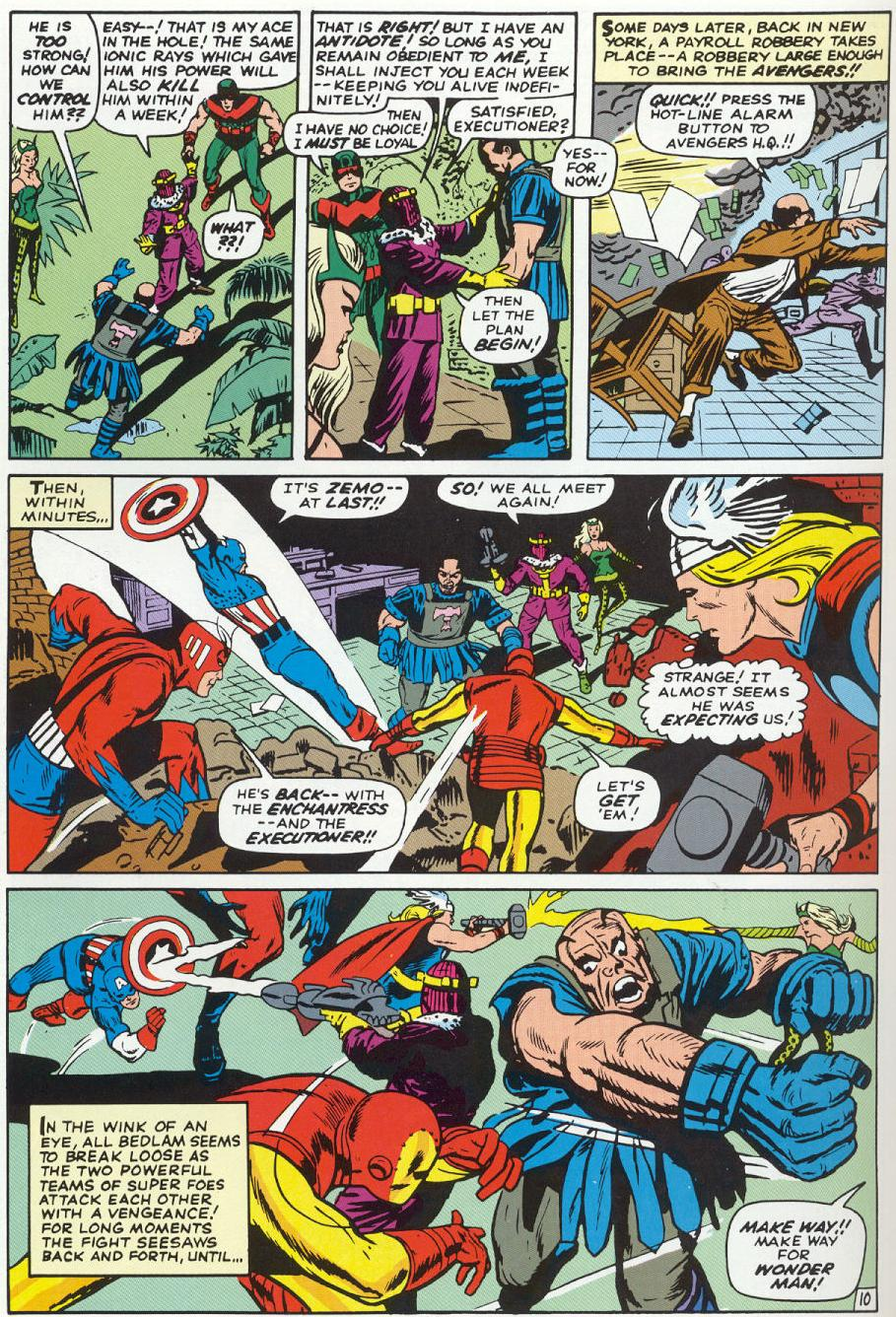 The Avengers (1963) 9 Page 10