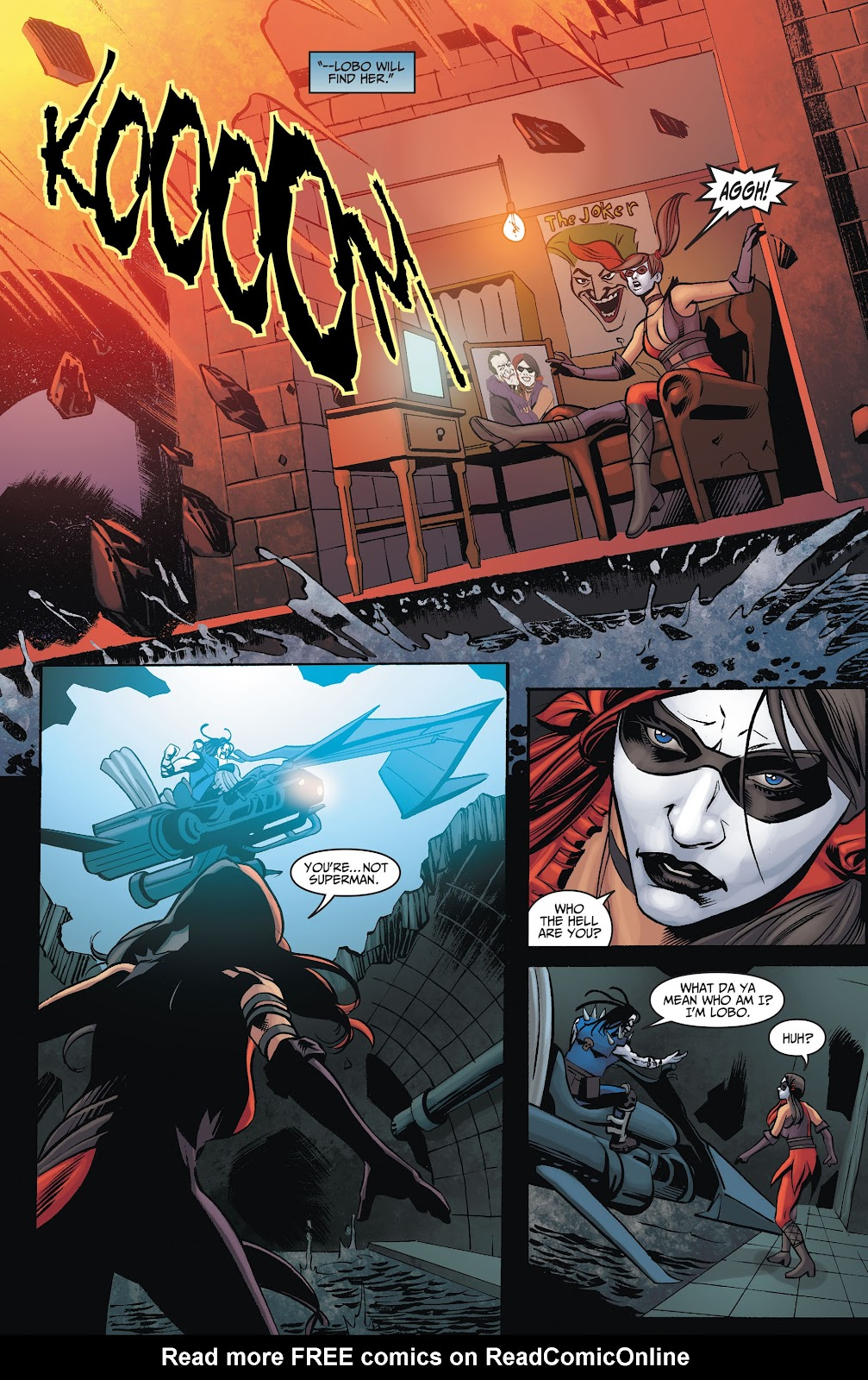 Injustice: Gods Among Us [I] issue _Annual_1 - Page 18