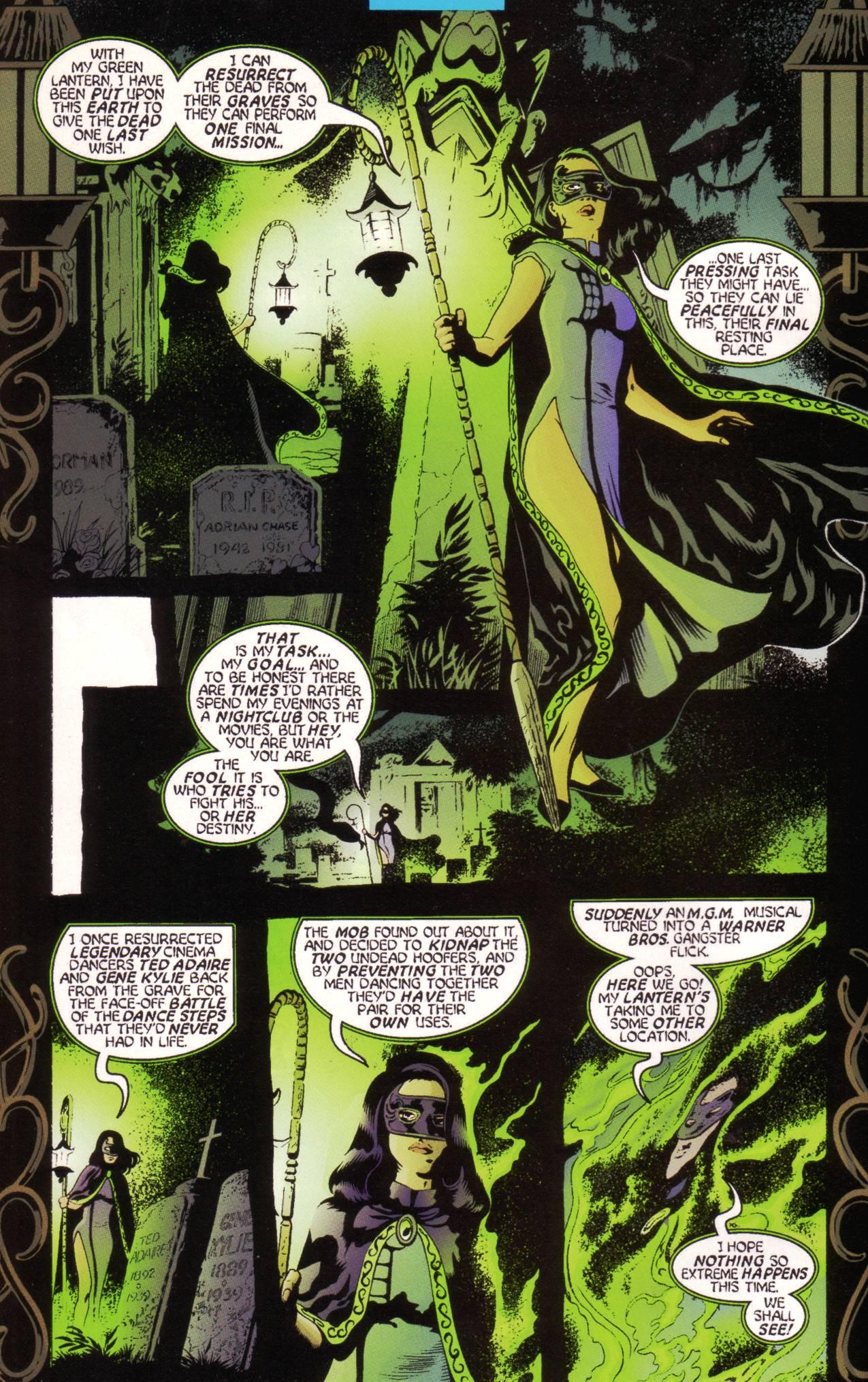 Read online Tangent Comics/ Green Lantern comic -  Issue # Full - 3