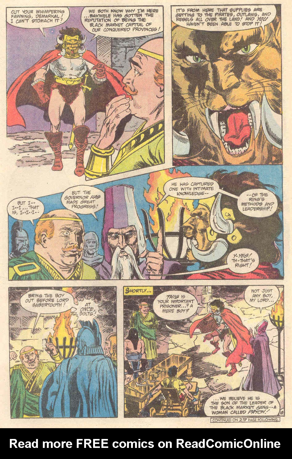 Warlord (1976) issue 89 - Page 10