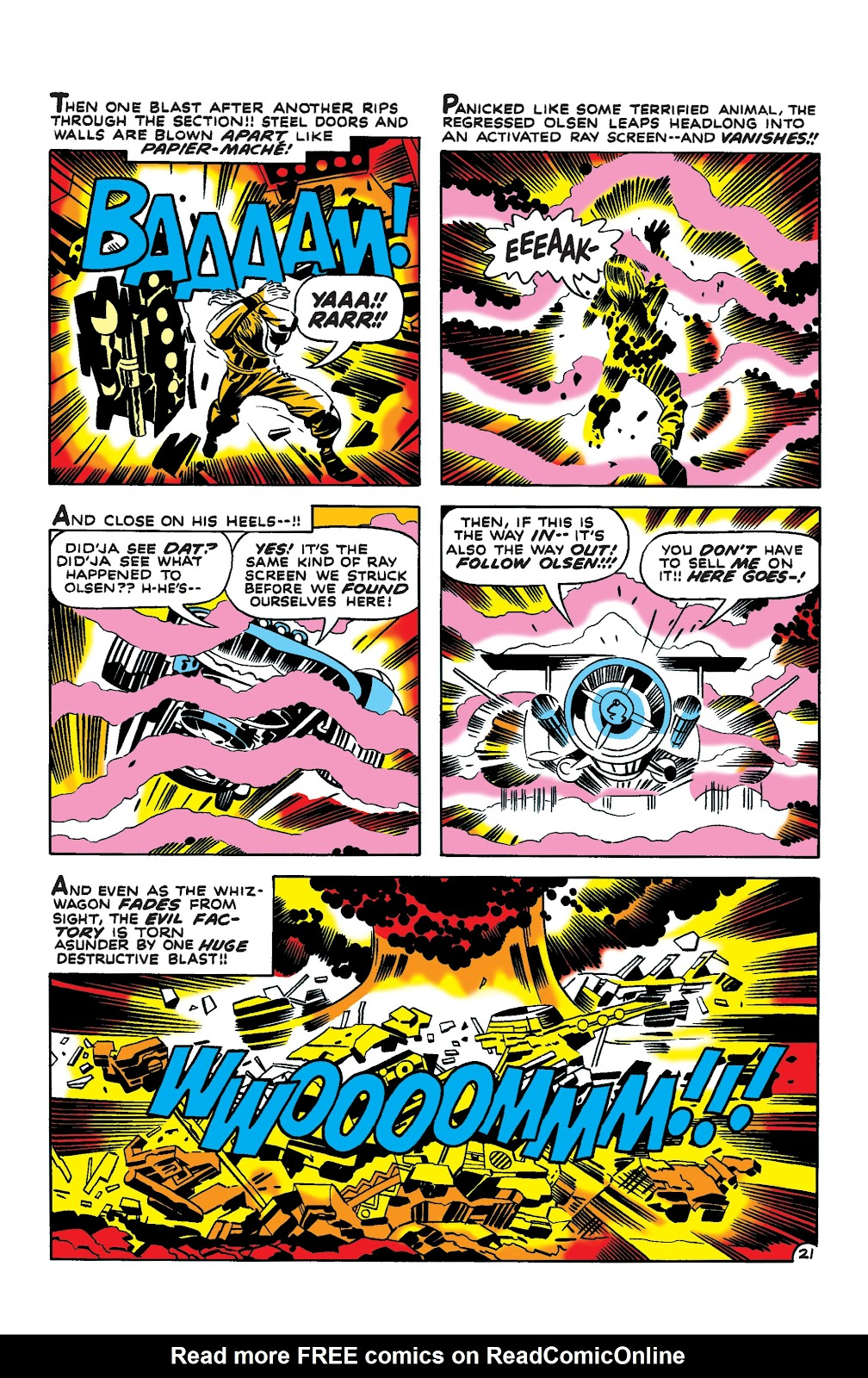 Read online Superman's Pal, Jimmy Olsen by Jack Kirby comic -  Issue # TPB (Part 4) - 8