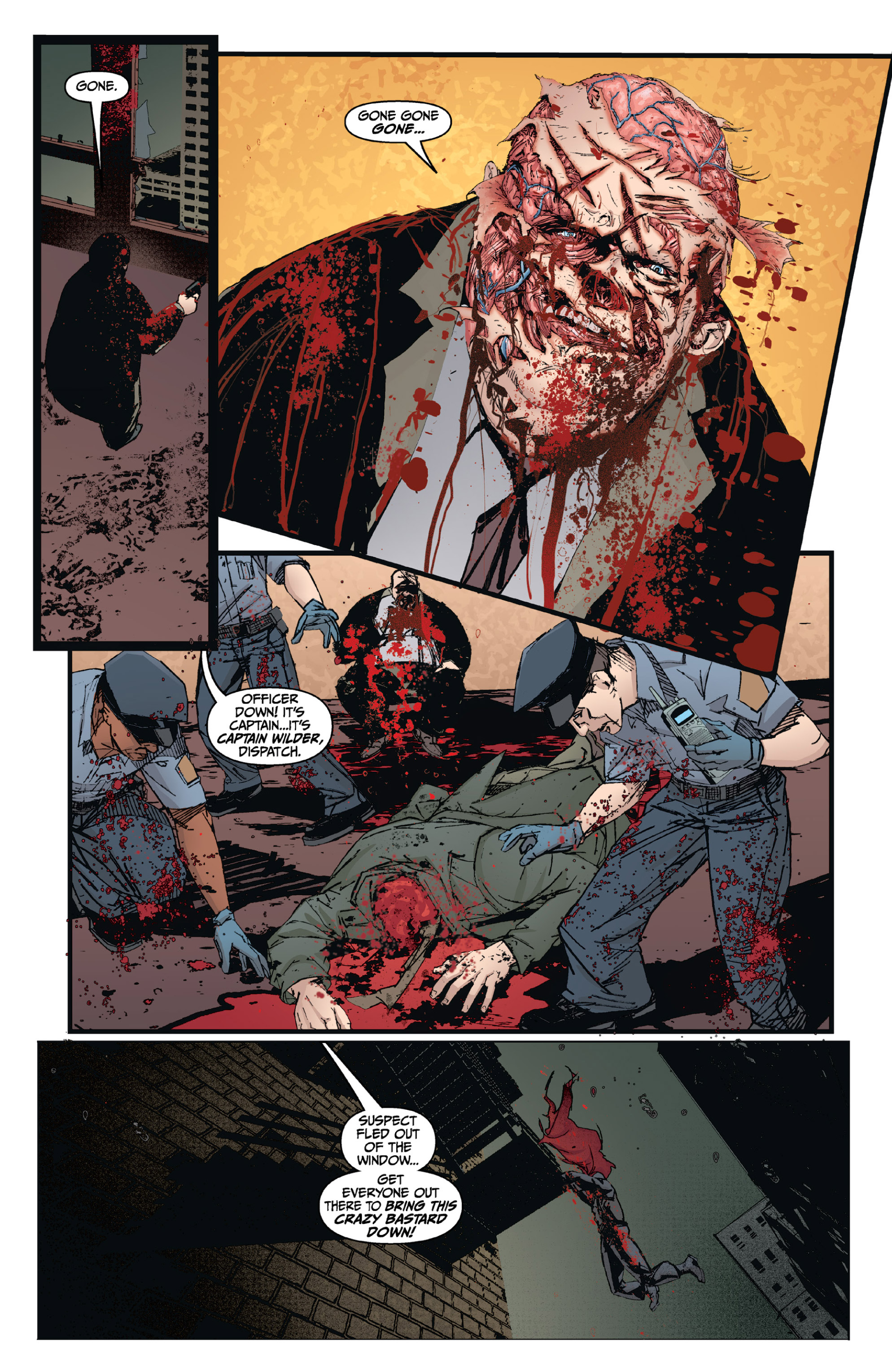 Read online X: Big Bad comic -  Issue # Full - 71