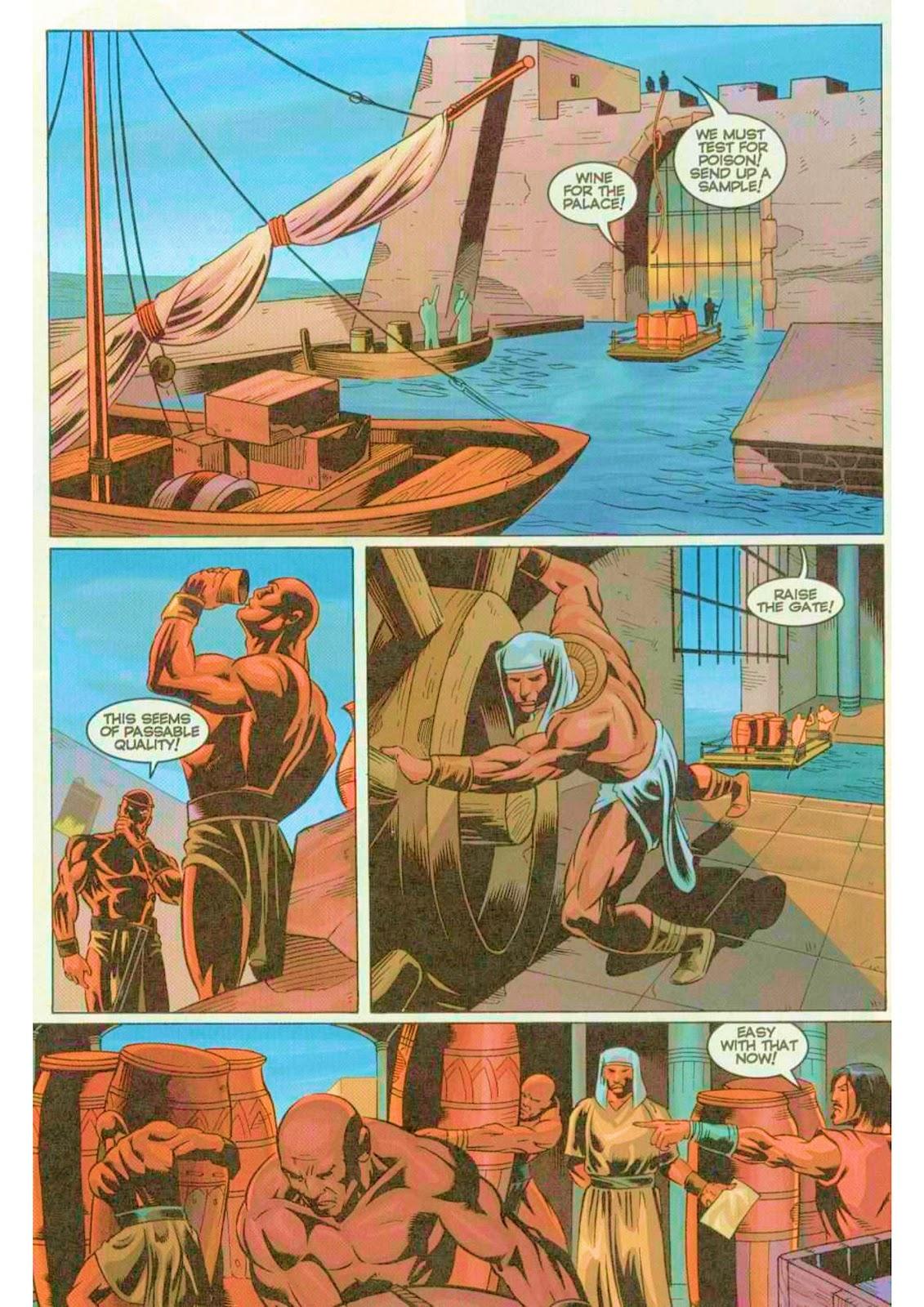 Xena: Warrior Princess (1999) Issue #5 #5 - English 20