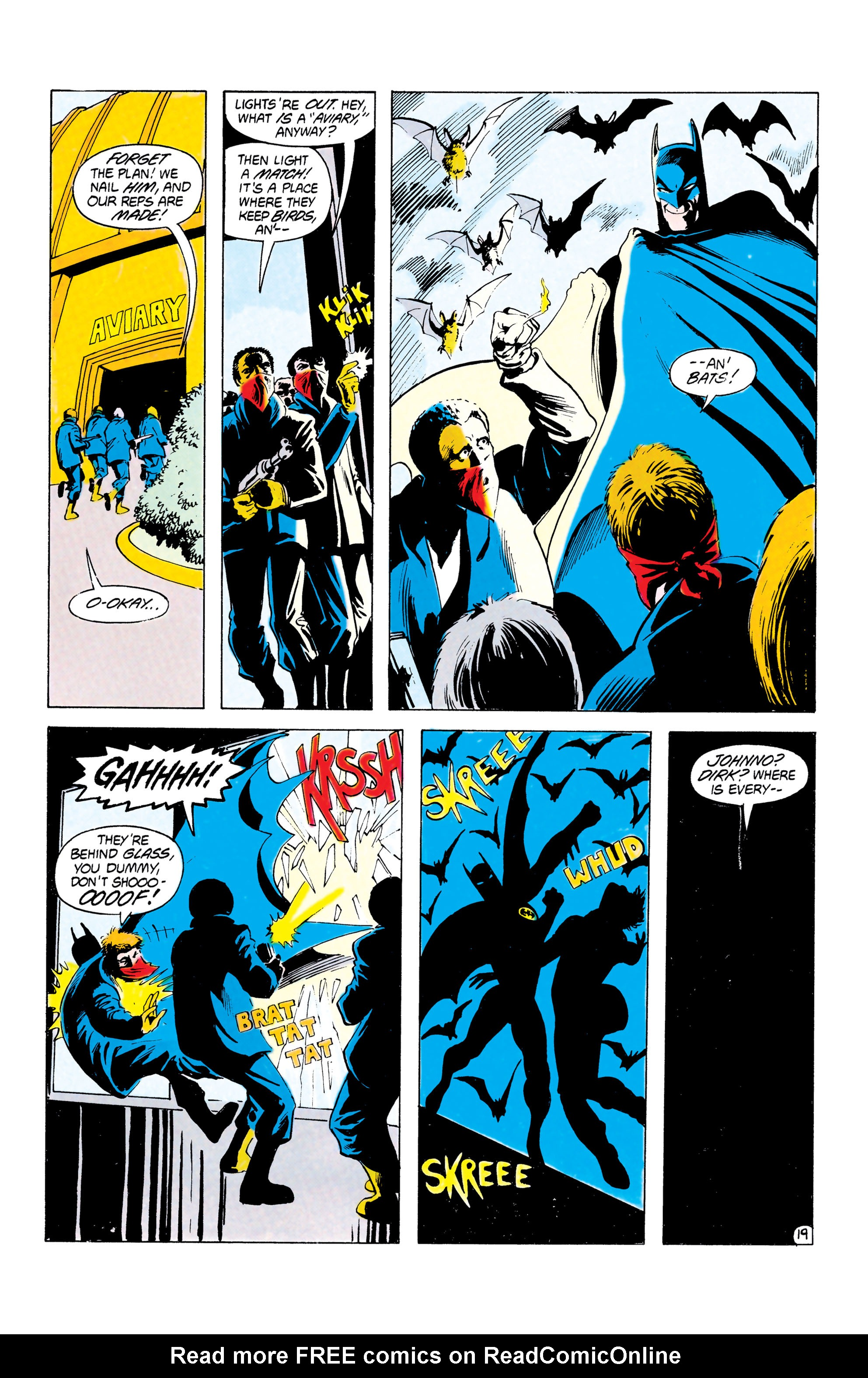 Batman and the Outsiders (1983) 24 Page 19