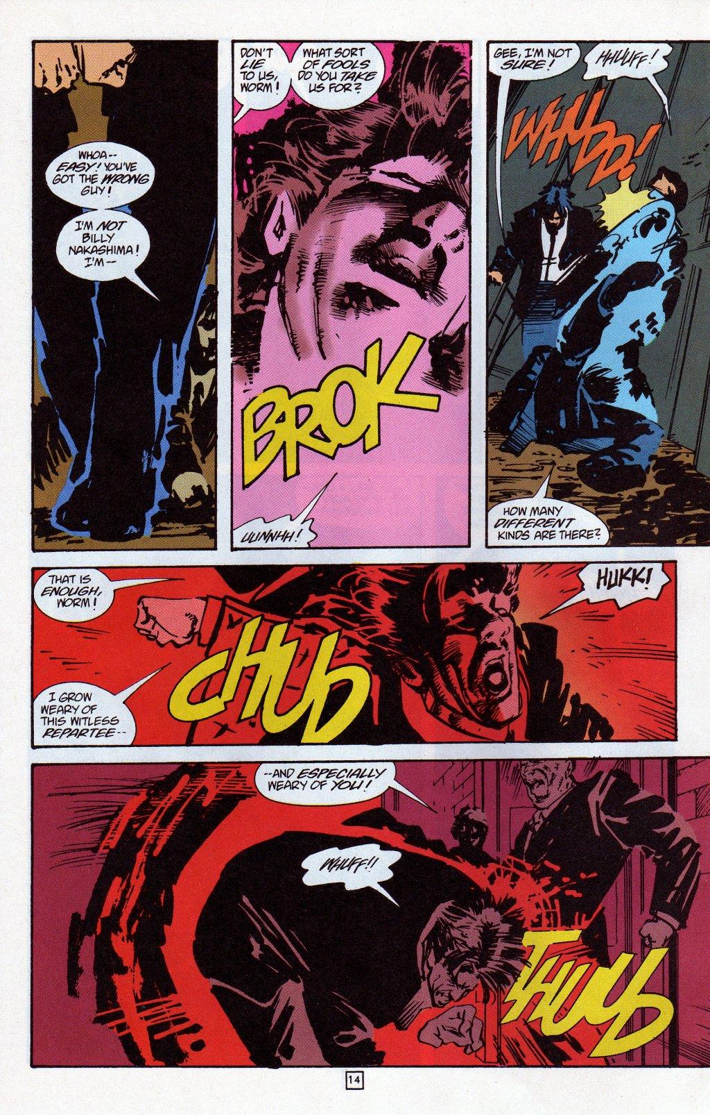 Read online Gunfire comic -  Issue #8 - 15
