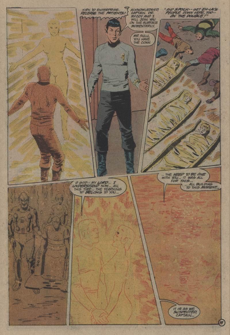 Star Trek (1984) #56 #59 - English 20