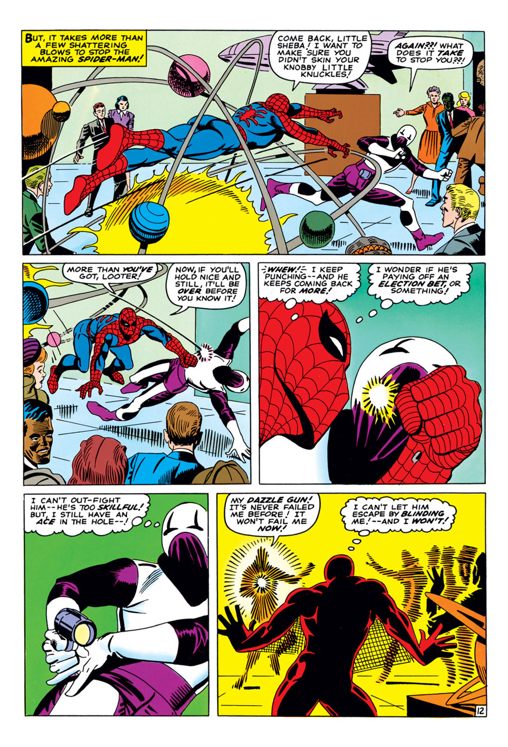 The Amazing Spider-Man (1963) 36 Page 12