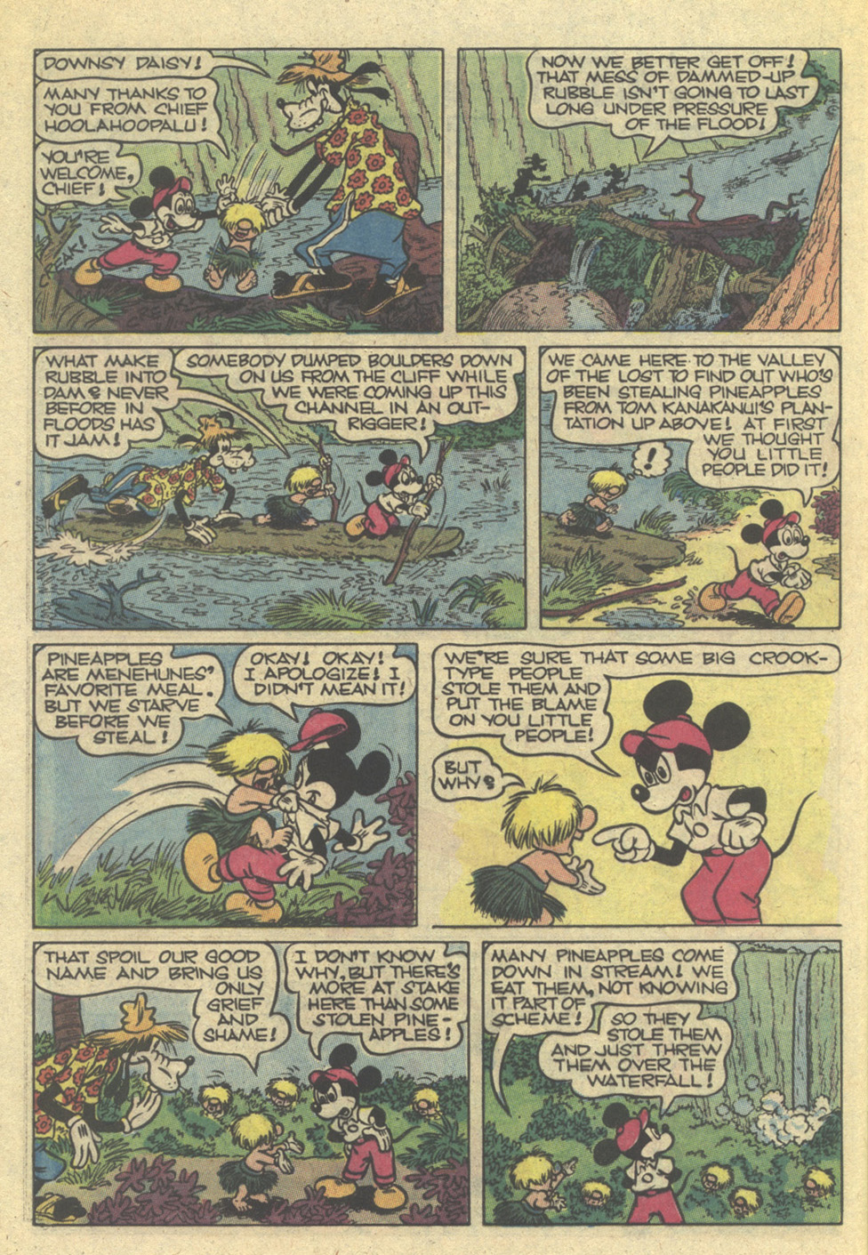 Walt Disney's Comics and Stories issue 502 - Page 28