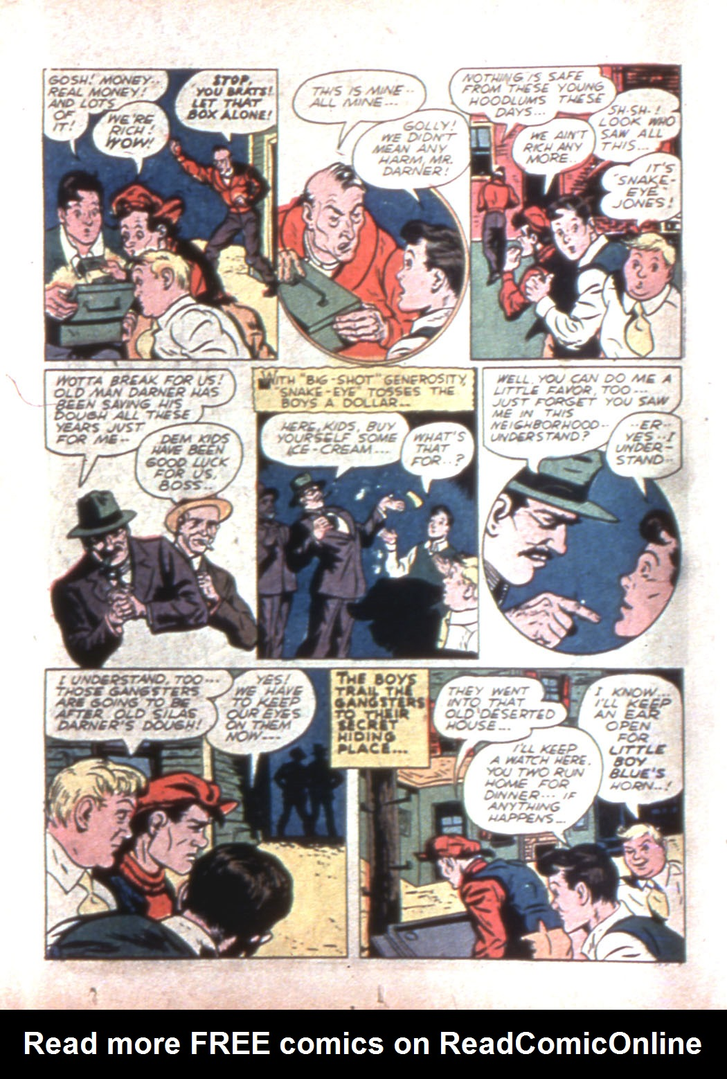 Read online Sensation (Mystery) Comics comic -  Issue #11 - 48