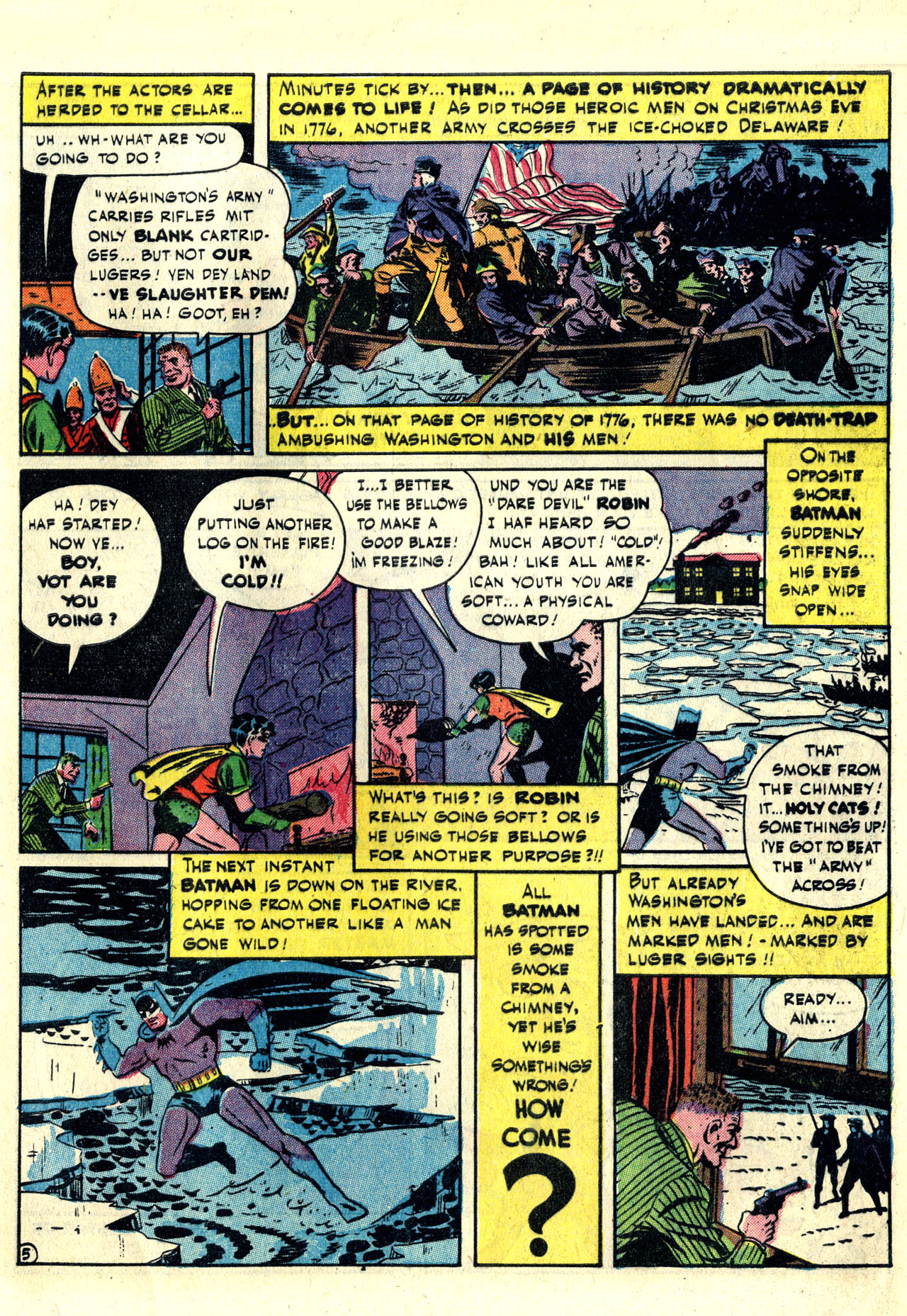 Read online Detective Comics (1937) comic -  Issue #78 - 7