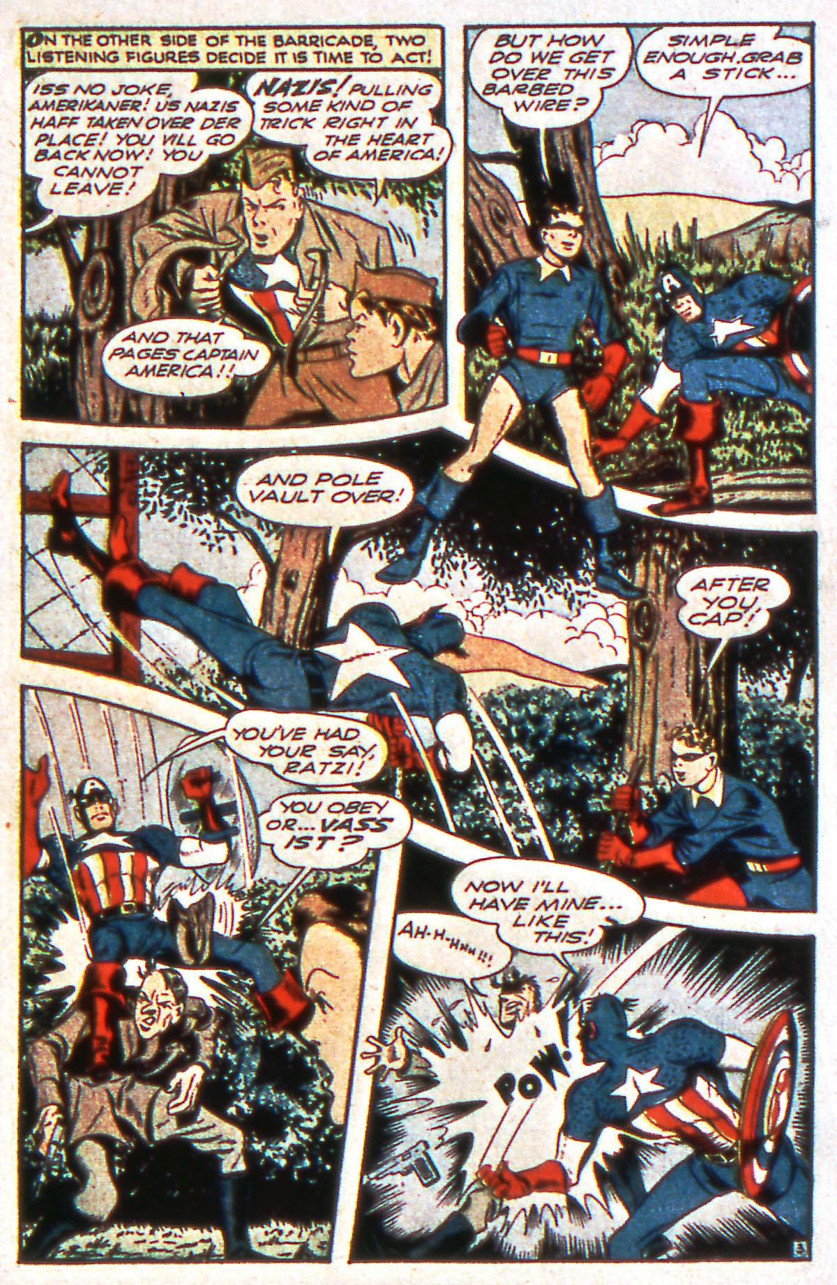 Read online All-Winners Comics comic -  Issue #12 - 17