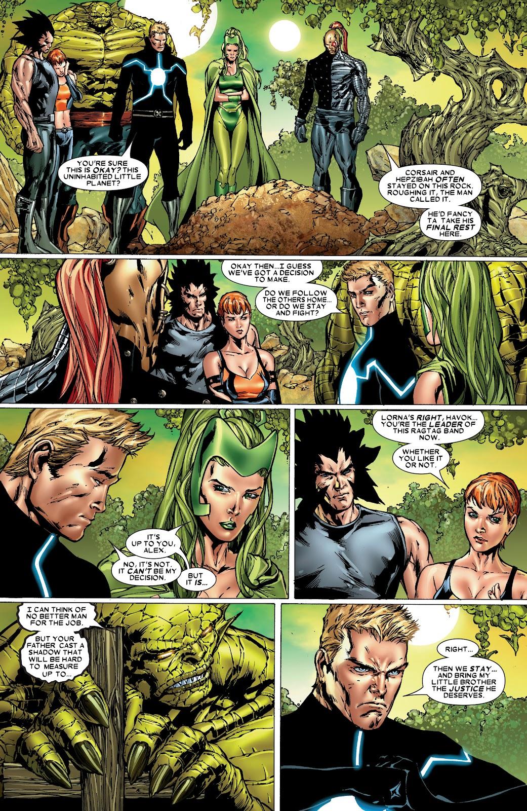 Uncanny X-Men (1963) issue 486 - Page 23