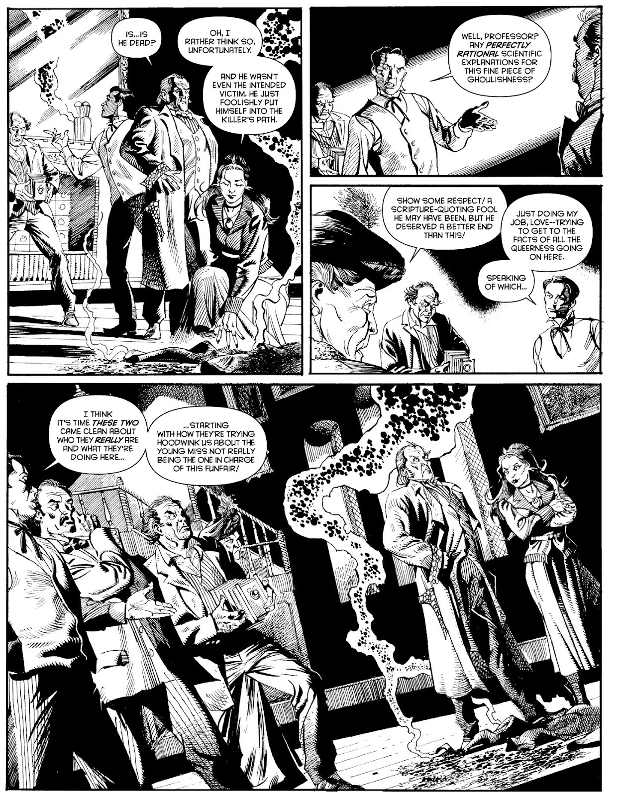 Judge Dredd Megazine (Vol. 5) issue 427 - Page 93