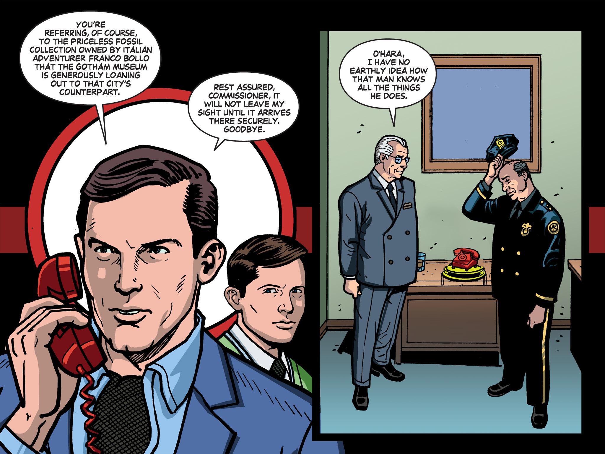 Read online Batman '66 Meets the Green Hornet [II] comic -  Issue #1 - 24