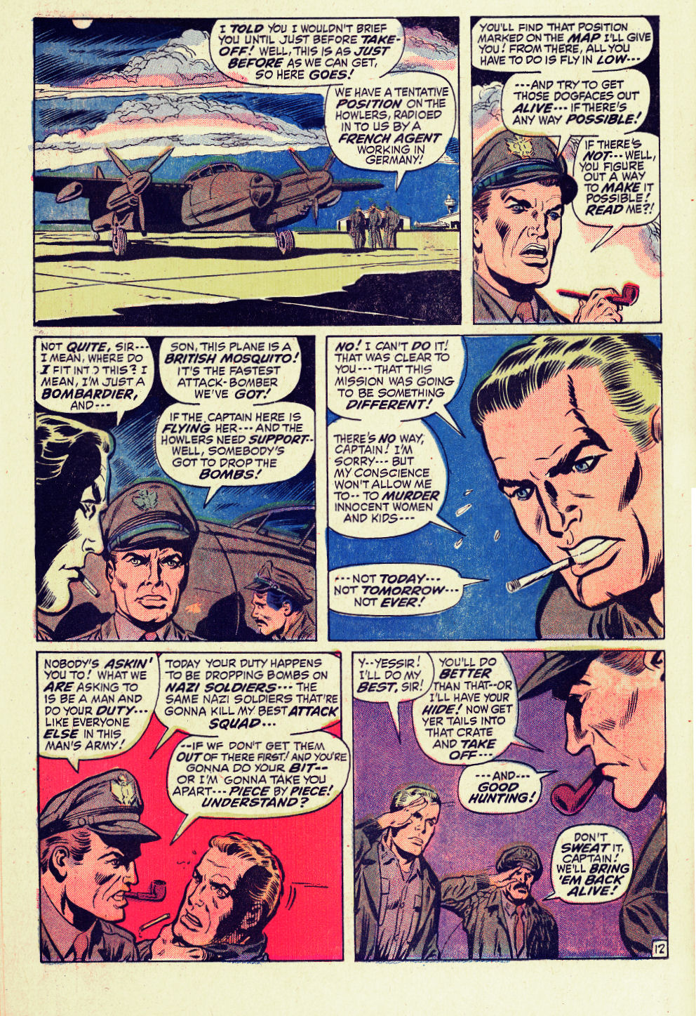 Read online Sgt. Fury comic -  Issue #96 - 18