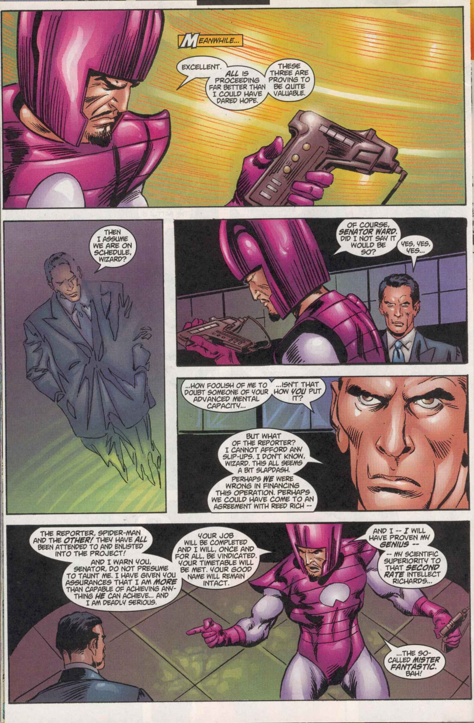 The Amazing Spider-Man (1999) _Annual_1 Page 17